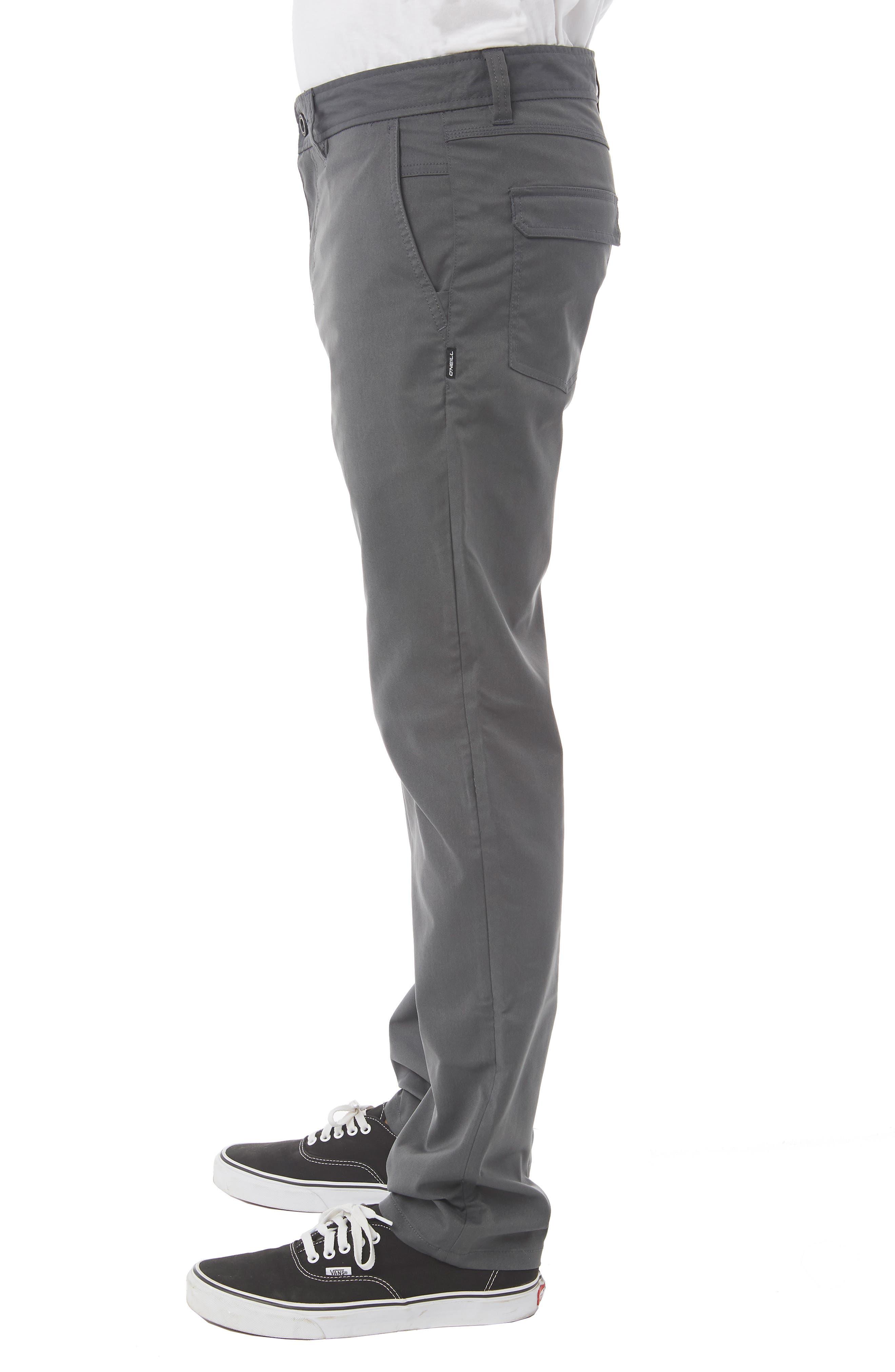 Redlands Hybrid Performance Pants,                             Alternate thumbnail 3, color,                             DARK FATIGUE