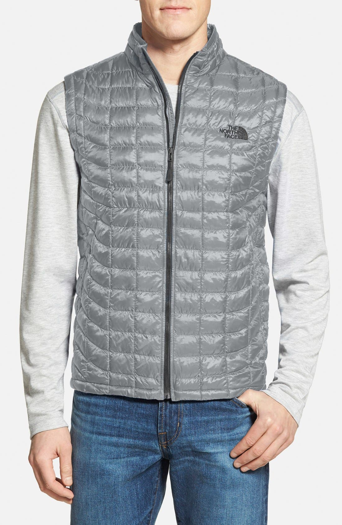 'ThermoBall<sup>™</sup>' Packable PrimaLoft<sup>®</sup> Vest,                             Main thumbnail 13, color,