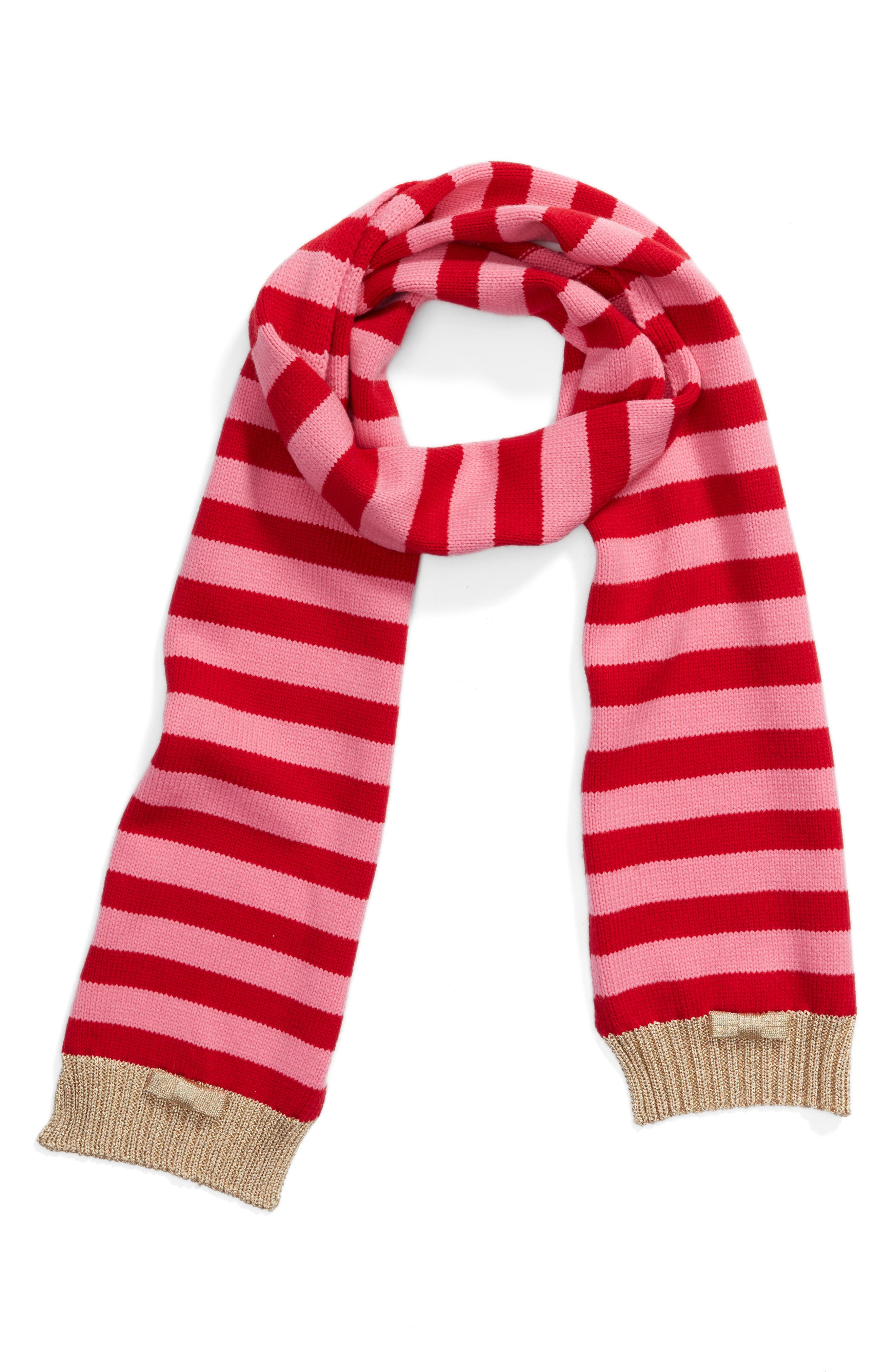 bold stripe muffler,                             Alternate thumbnail 2, color,                             644