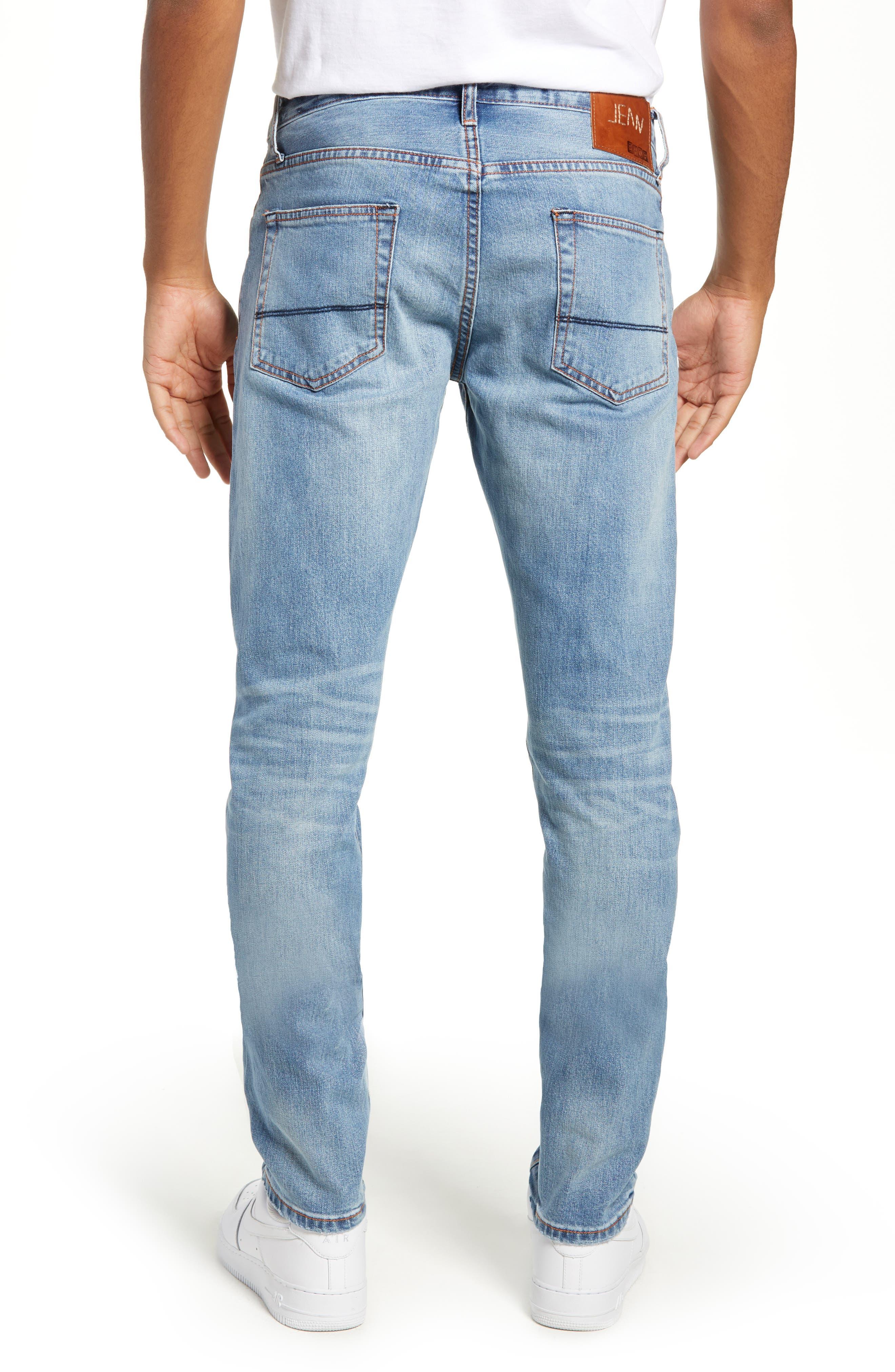 Jim Slim Fit Jeans,                             Alternate thumbnail 2, color,                             BROOME