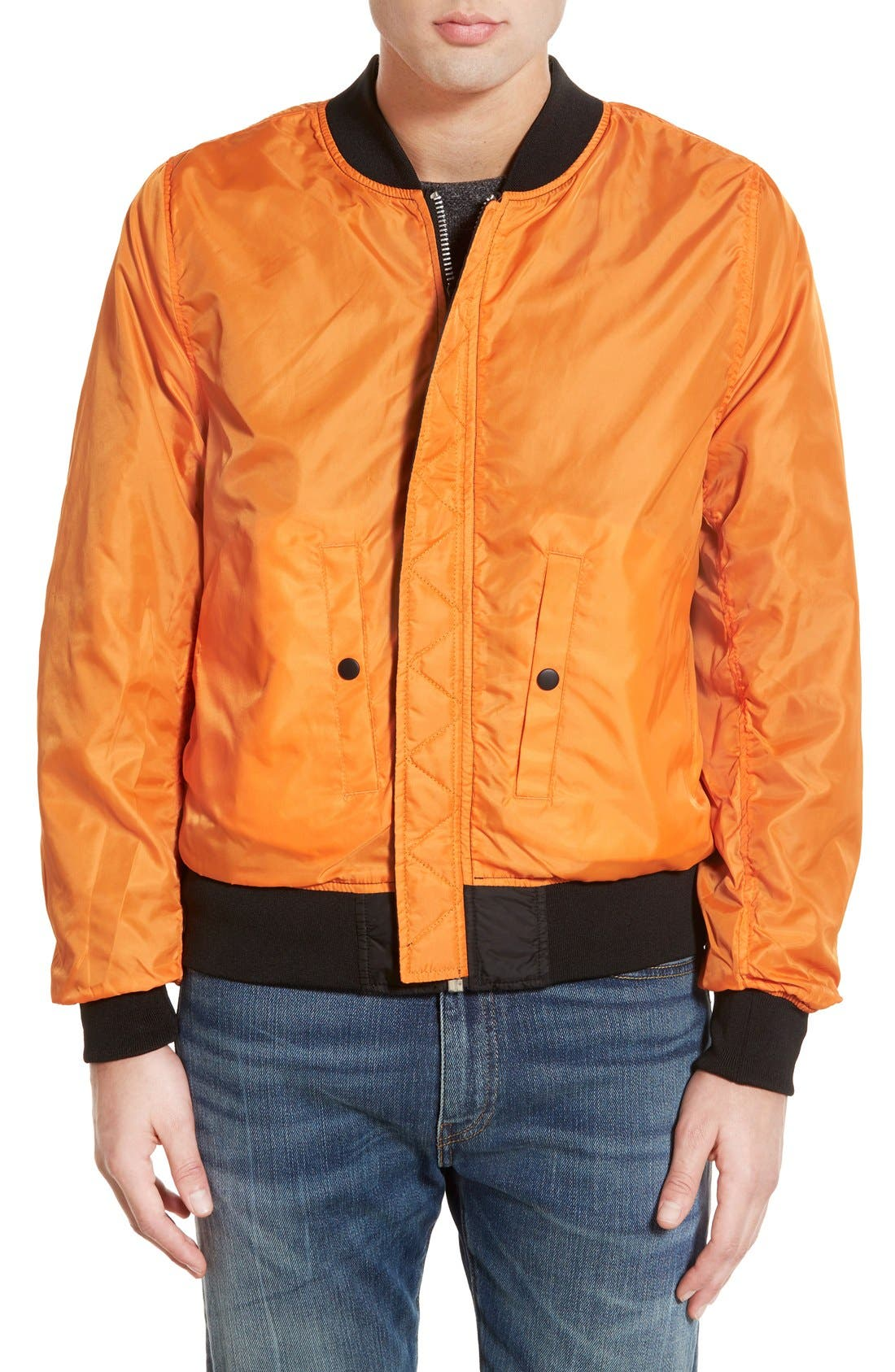 LB-2 Scout Reversible Flight Jacket,                             Alternate thumbnail 11, color,