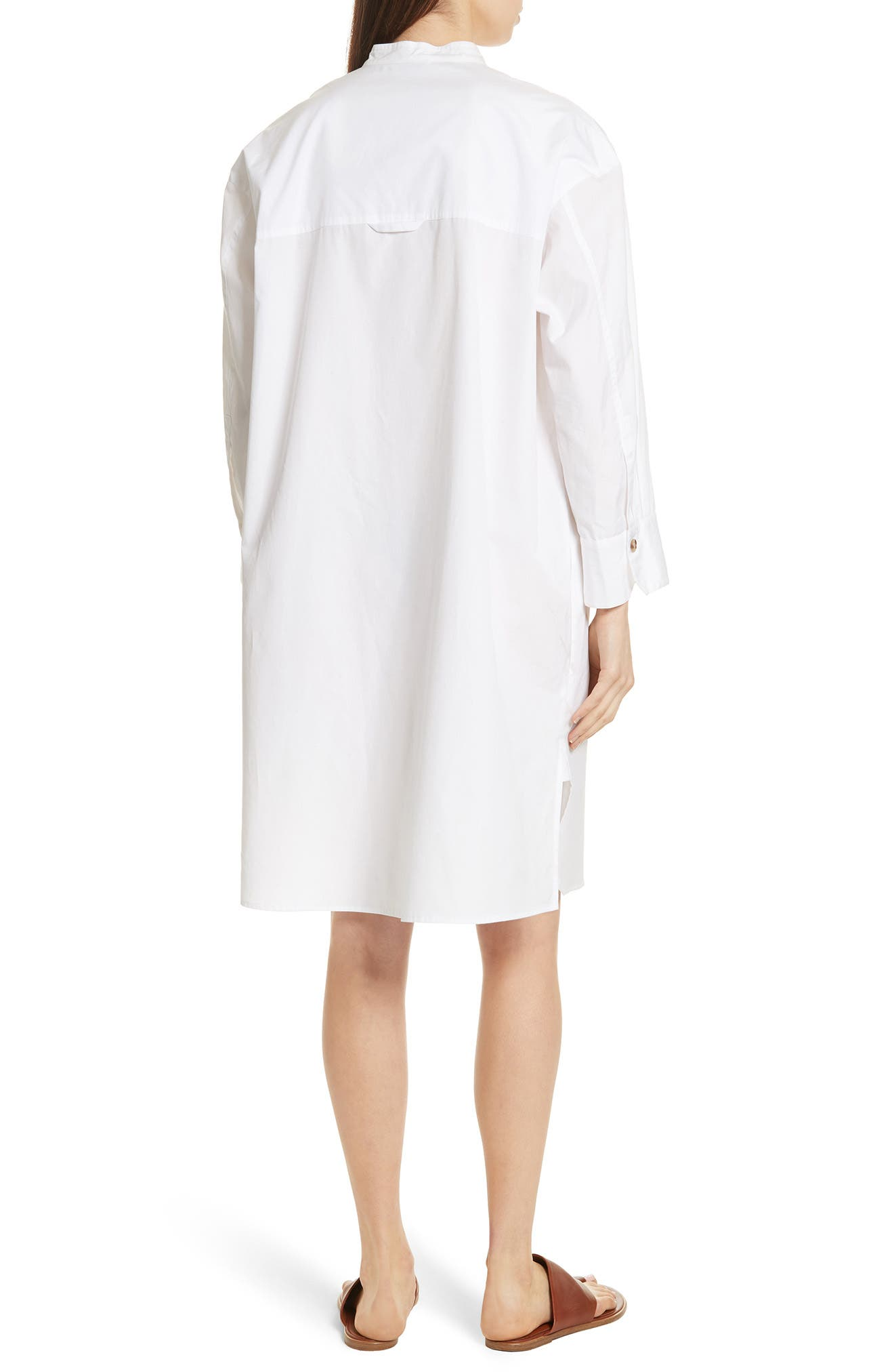 Utility Shirtdress,                             Alternate thumbnail 3, color,