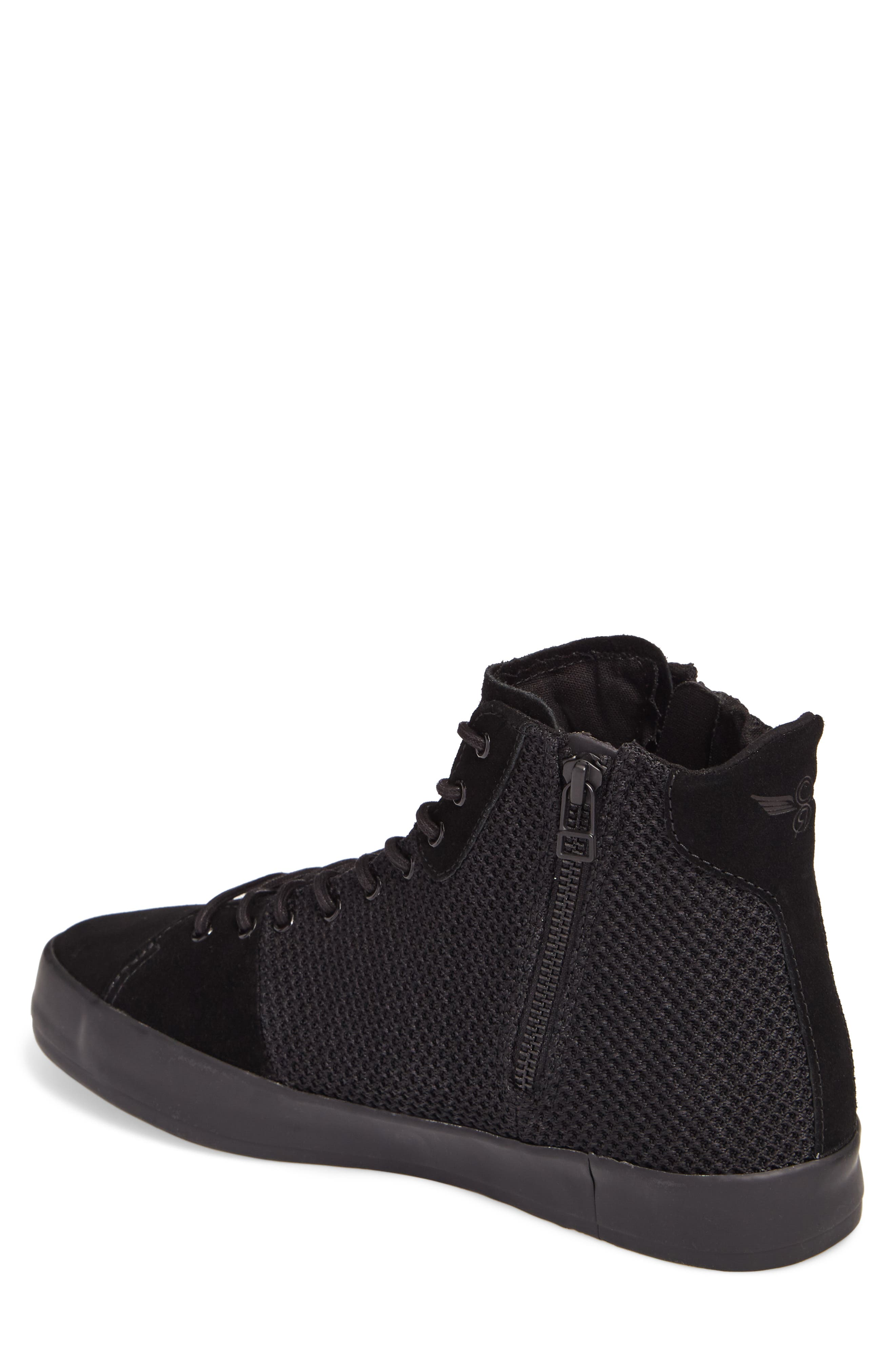 Carda Hi Sneaker,                             Alternate thumbnail 2, color,                             003