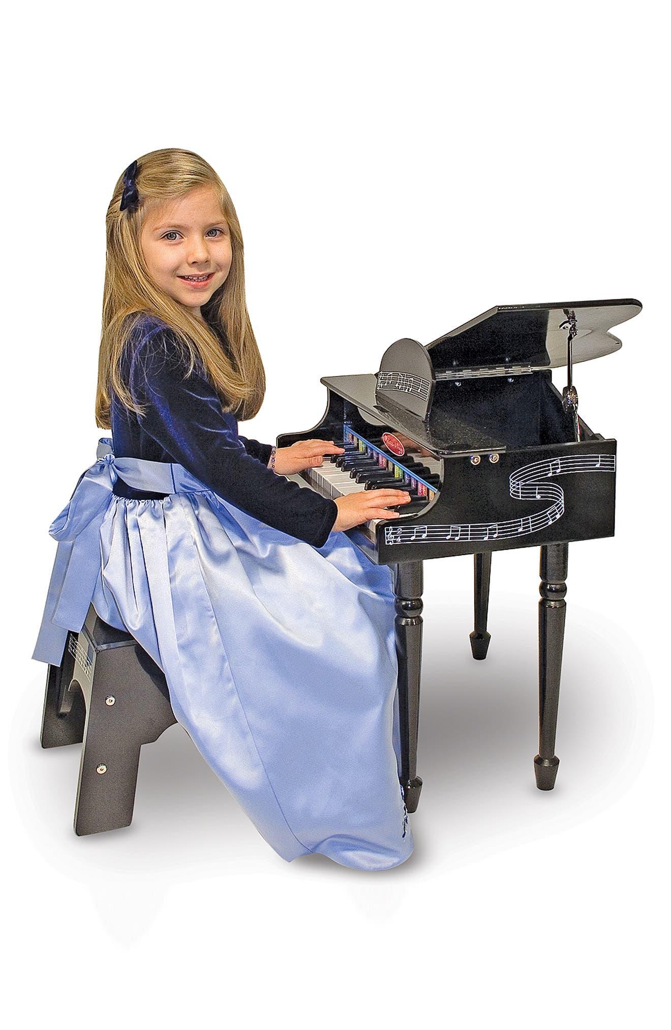Grand Piano,                             Alternate thumbnail 5, color,                             001