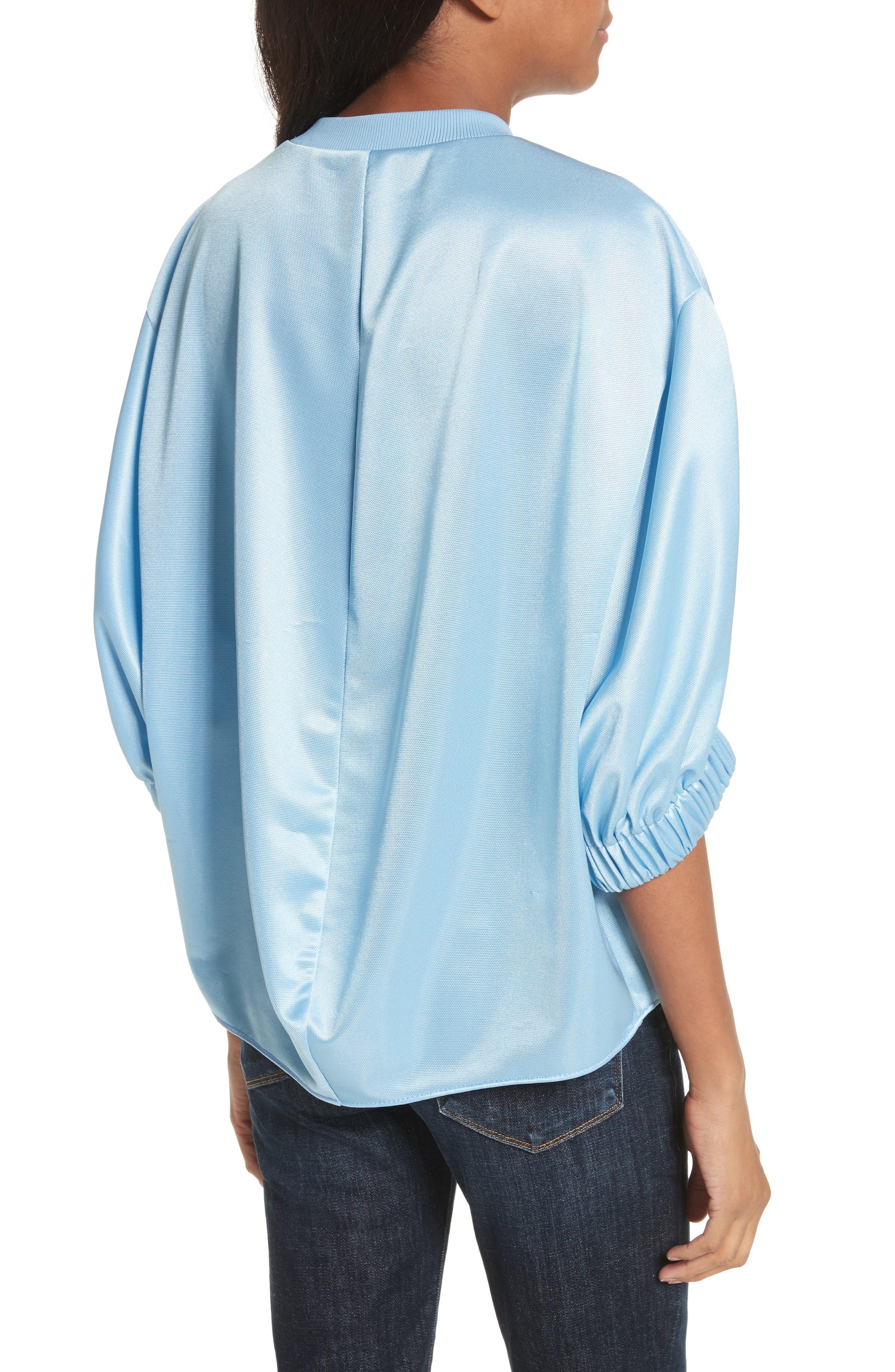 Dolman Sleeve Top,                             Alternate thumbnail 2, color,                             401