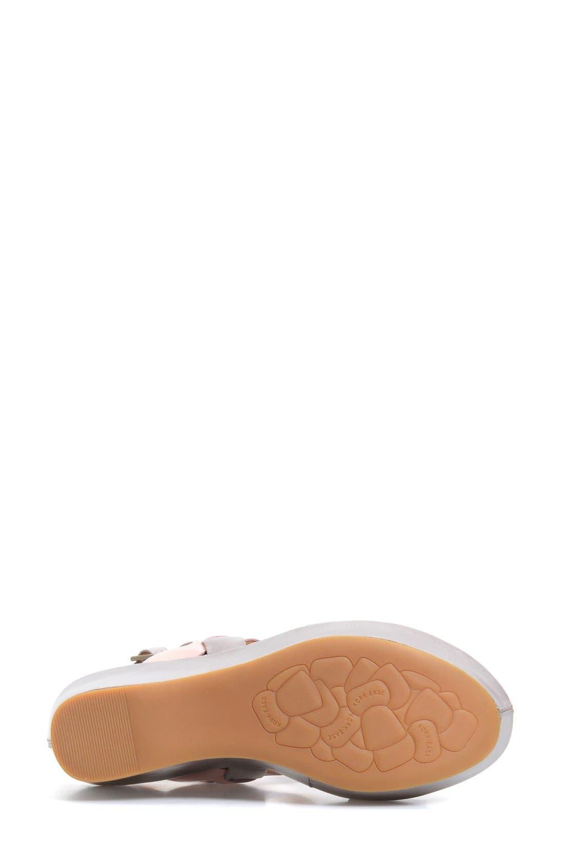 'Austin' Slingback Wedge Sandal,                             Alternate thumbnail 36, color,