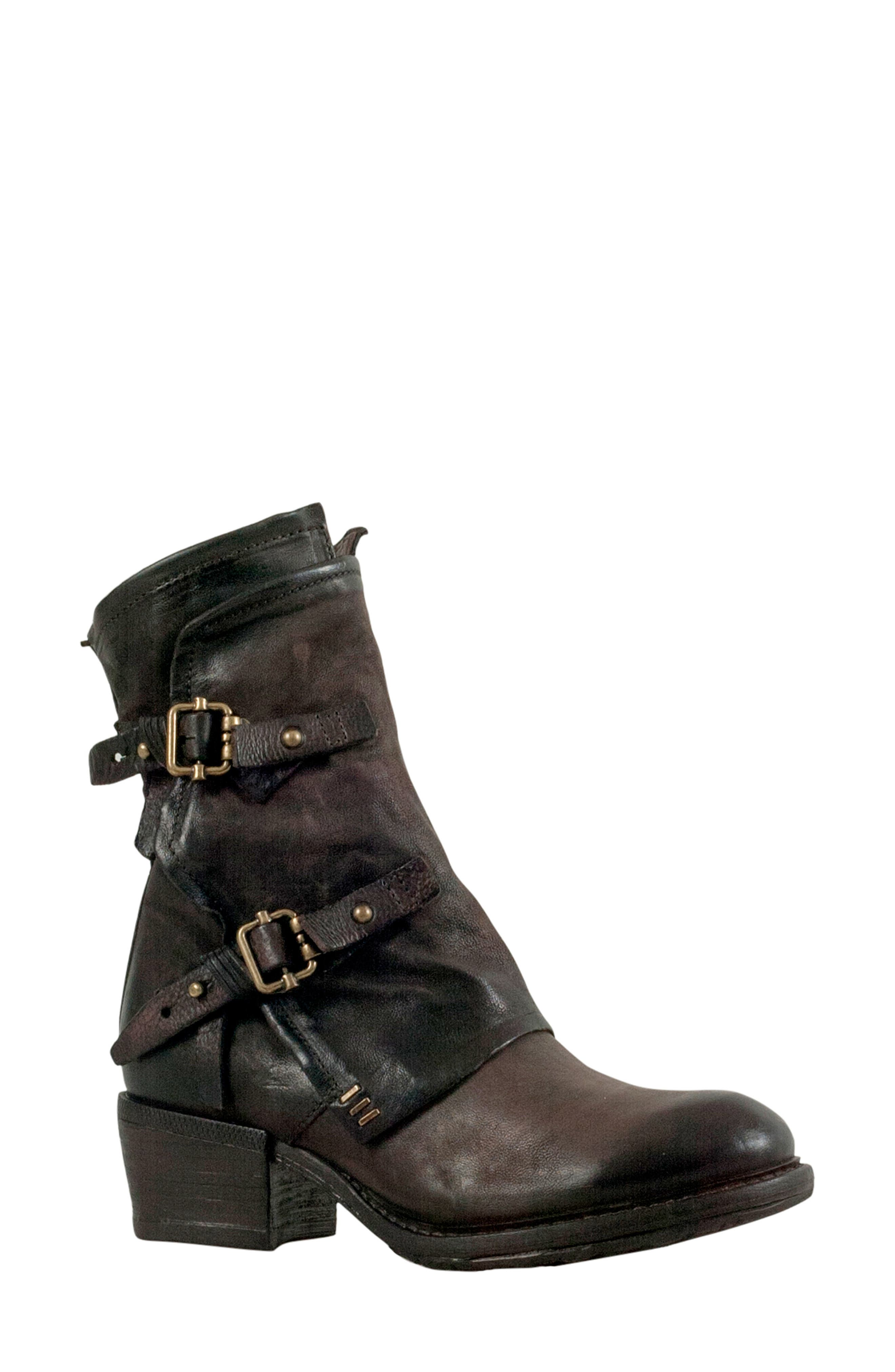 A.S.98 Chilly Boot in Brown
