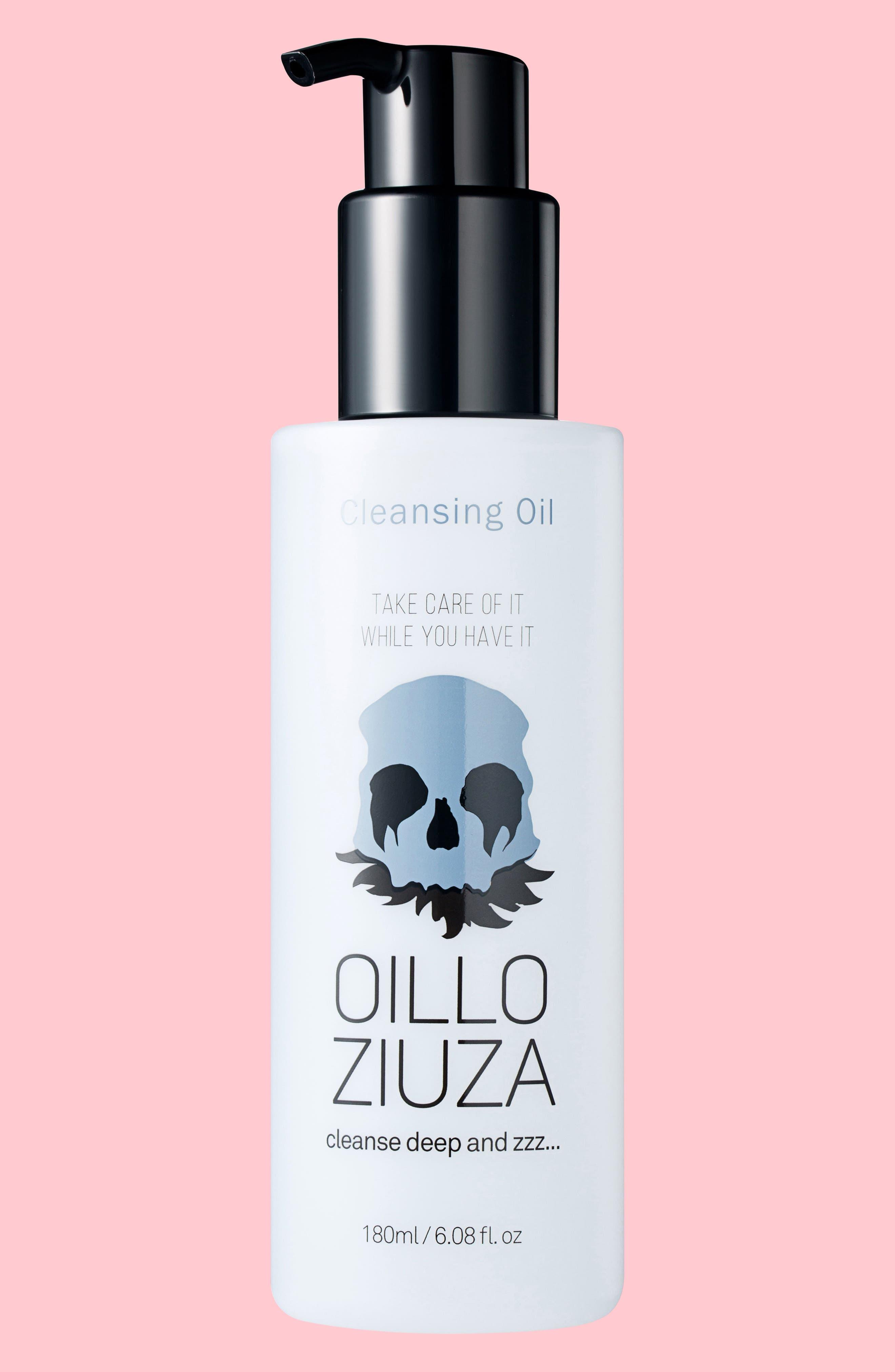 Oillo Ziuza Cleansing Oil,                             Main thumbnail 1, color,