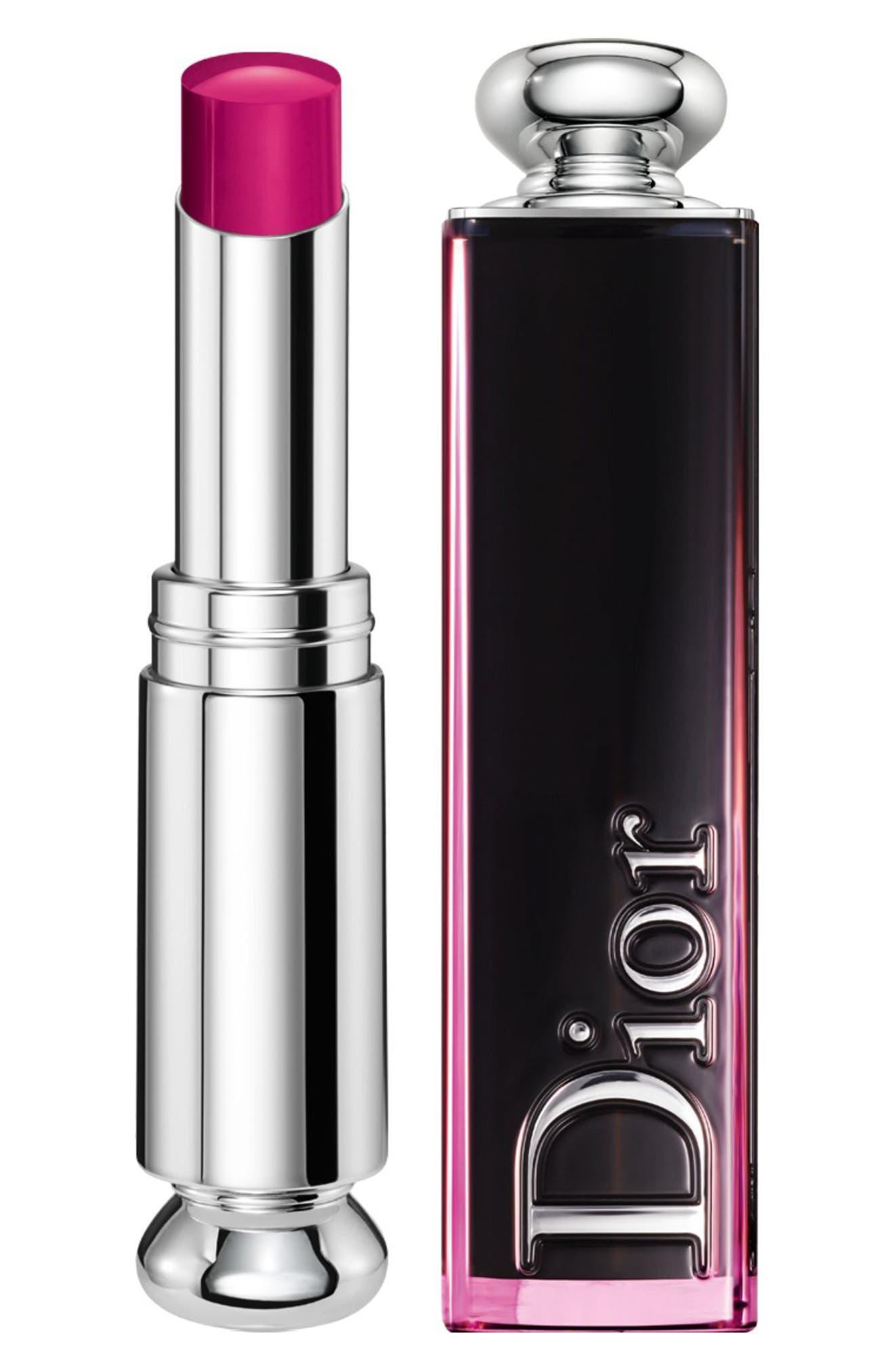 Dior Addict Lacquer Stick - 882 Sassy / Dark Fuchsia