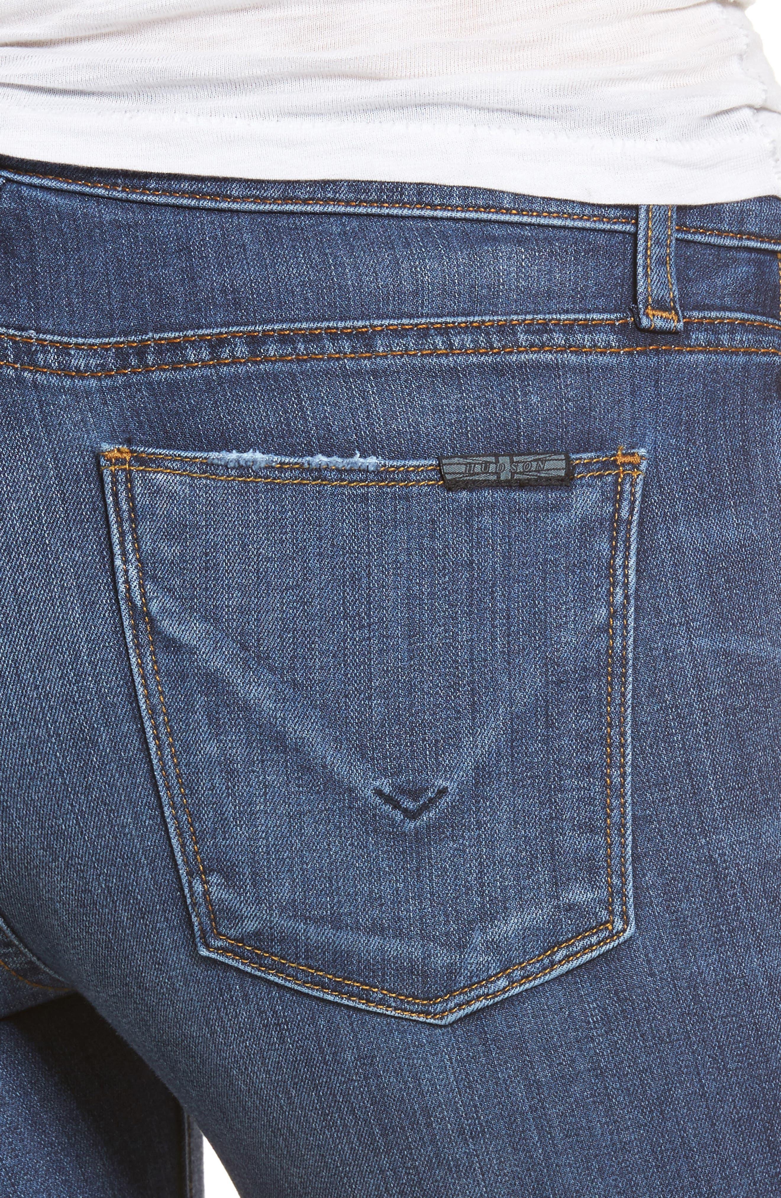 'Krista' Super Skinny Jeans,                             Alternate thumbnail 15, color,