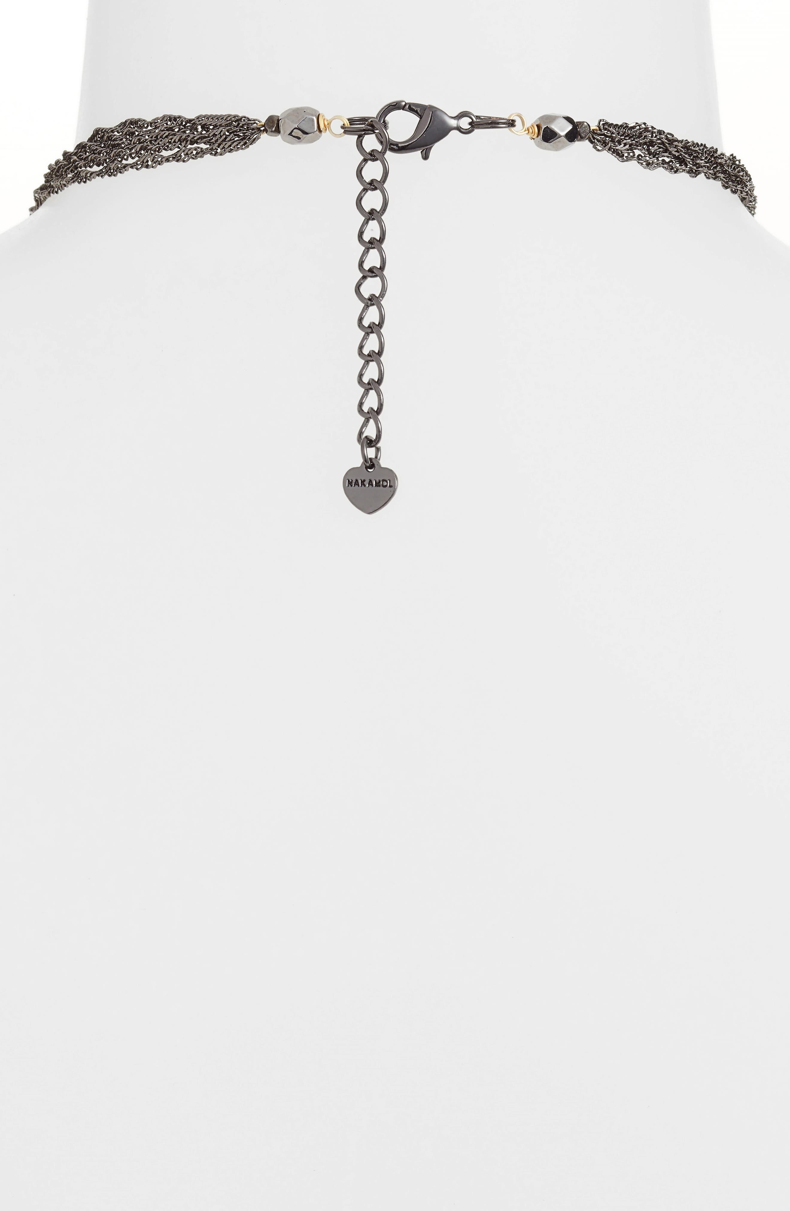 Long Tassel Necklace,                             Alternate thumbnail 2, color,                             600
