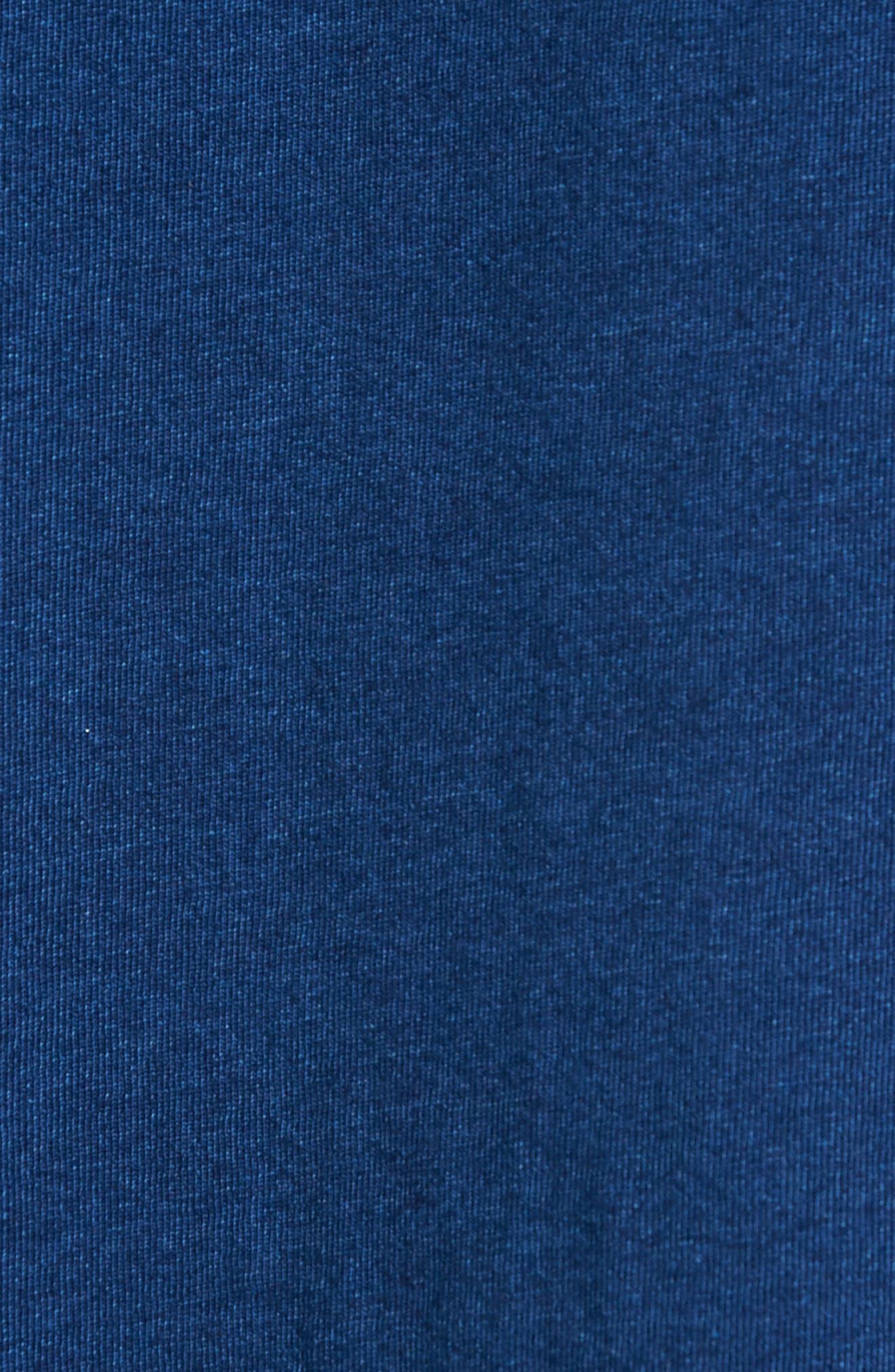 Pocket T-Shirt,                             Alternate thumbnail 5, color,                             MEDIUM INDIGO XX