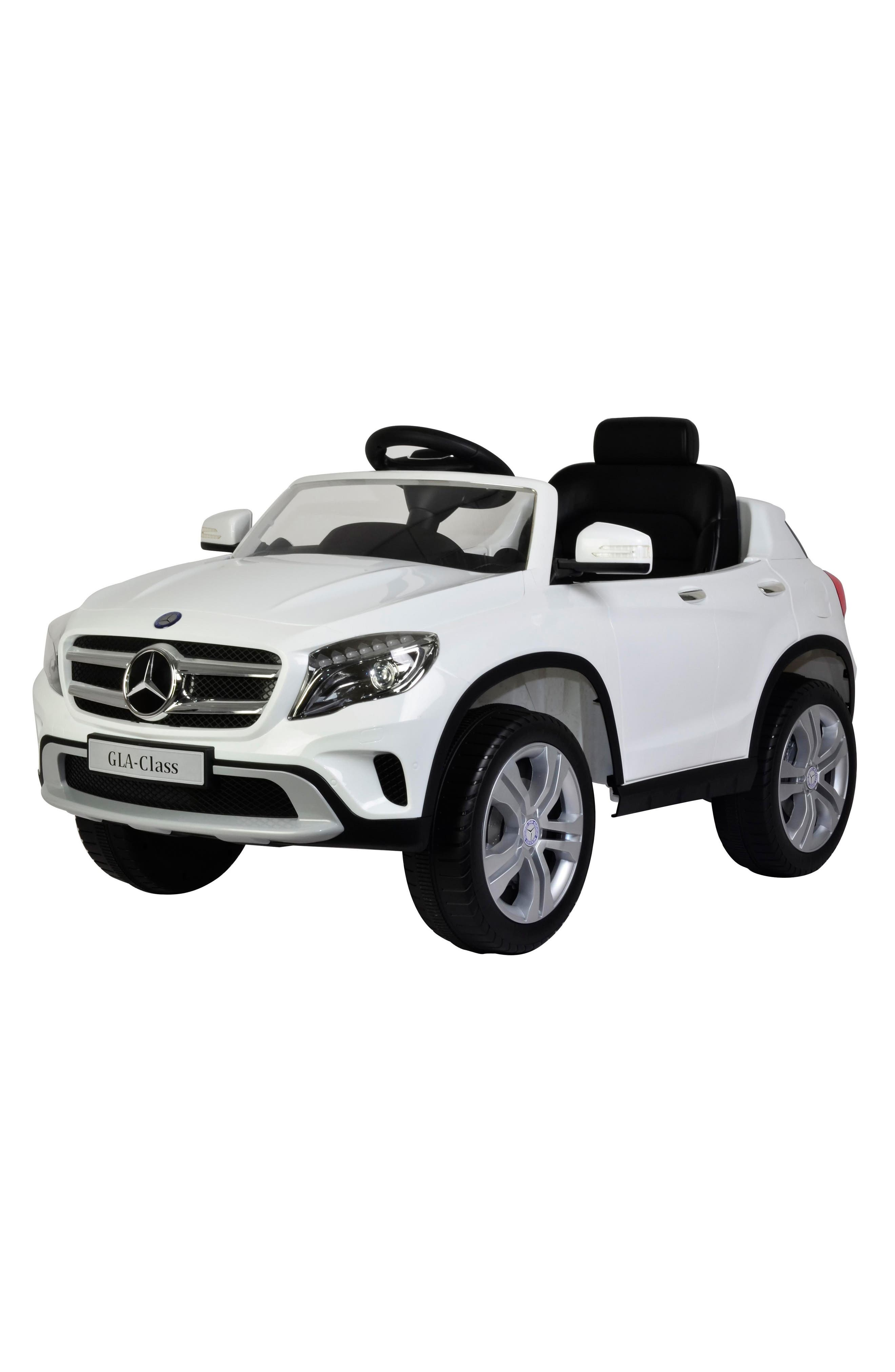 Mercedes GLA Ride-On Car,                             Main thumbnail 1, color,                             100