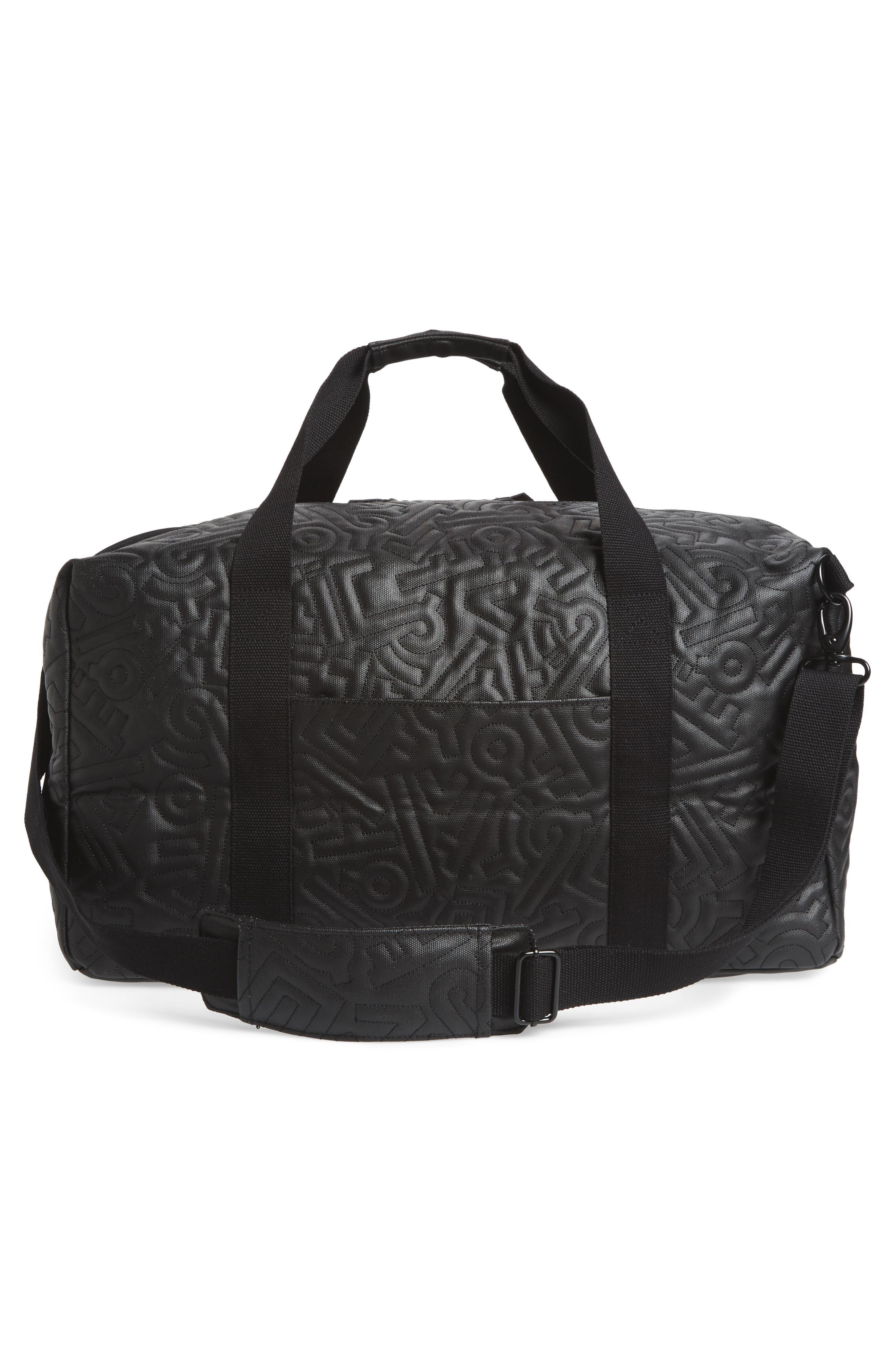 x Aaron De La Cruz Drifter Duffel Bag,                             Alternate thumbnail 3, color,