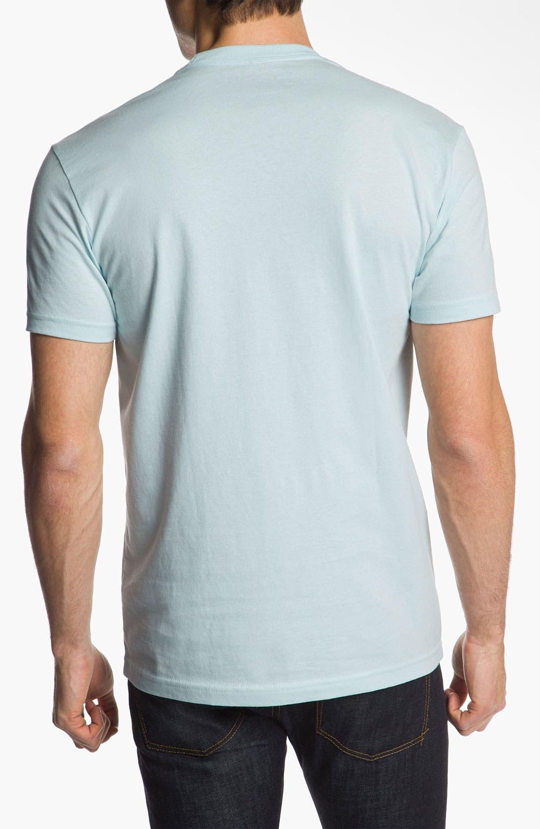 FYASKO,                             'Knew Stile' T-Shirt,                             Alternate thumbnail 2, color,                             450