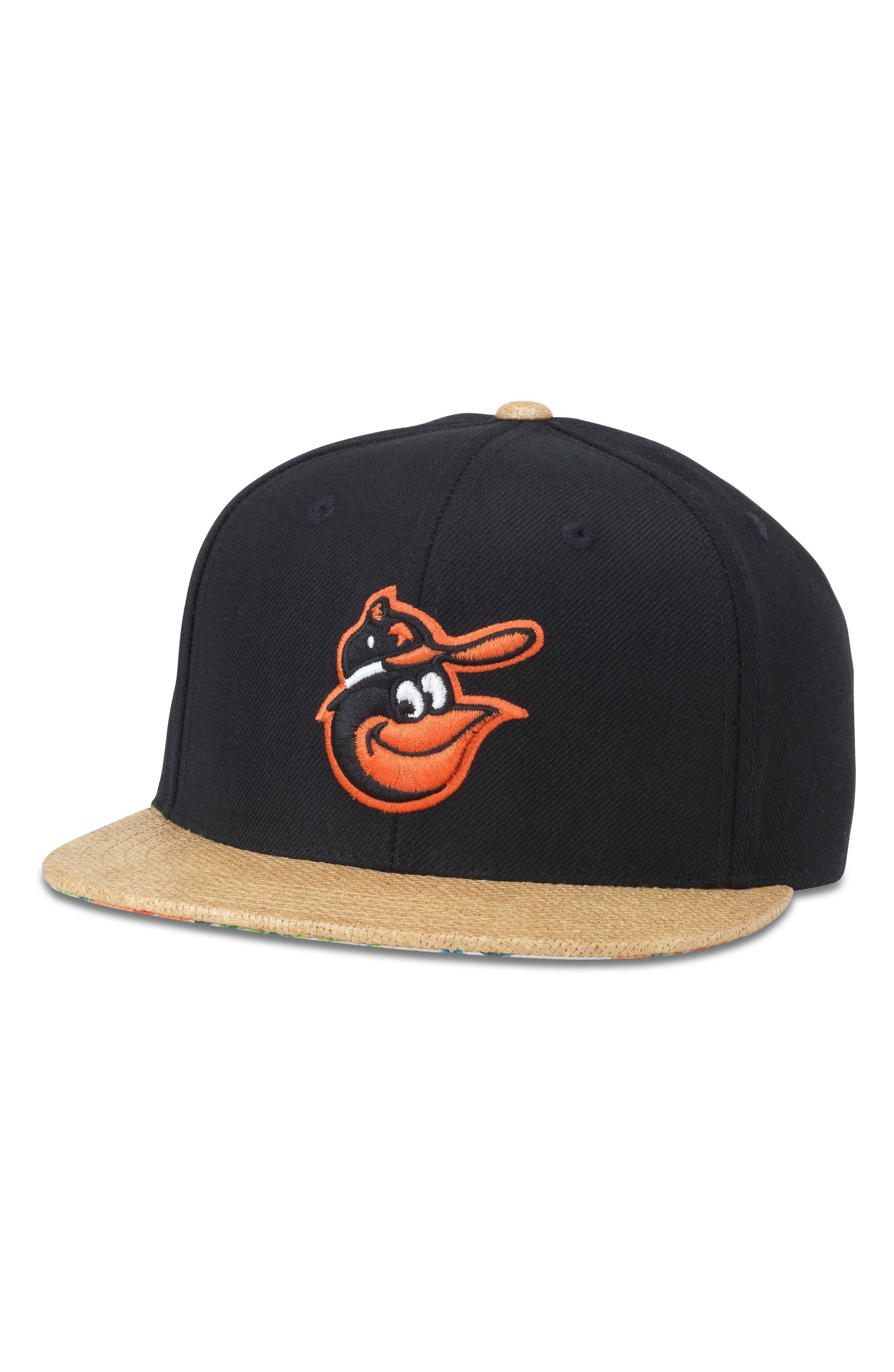 Harlan MLB Baseball Hat,                             Main thumbnail 1, color,                             006