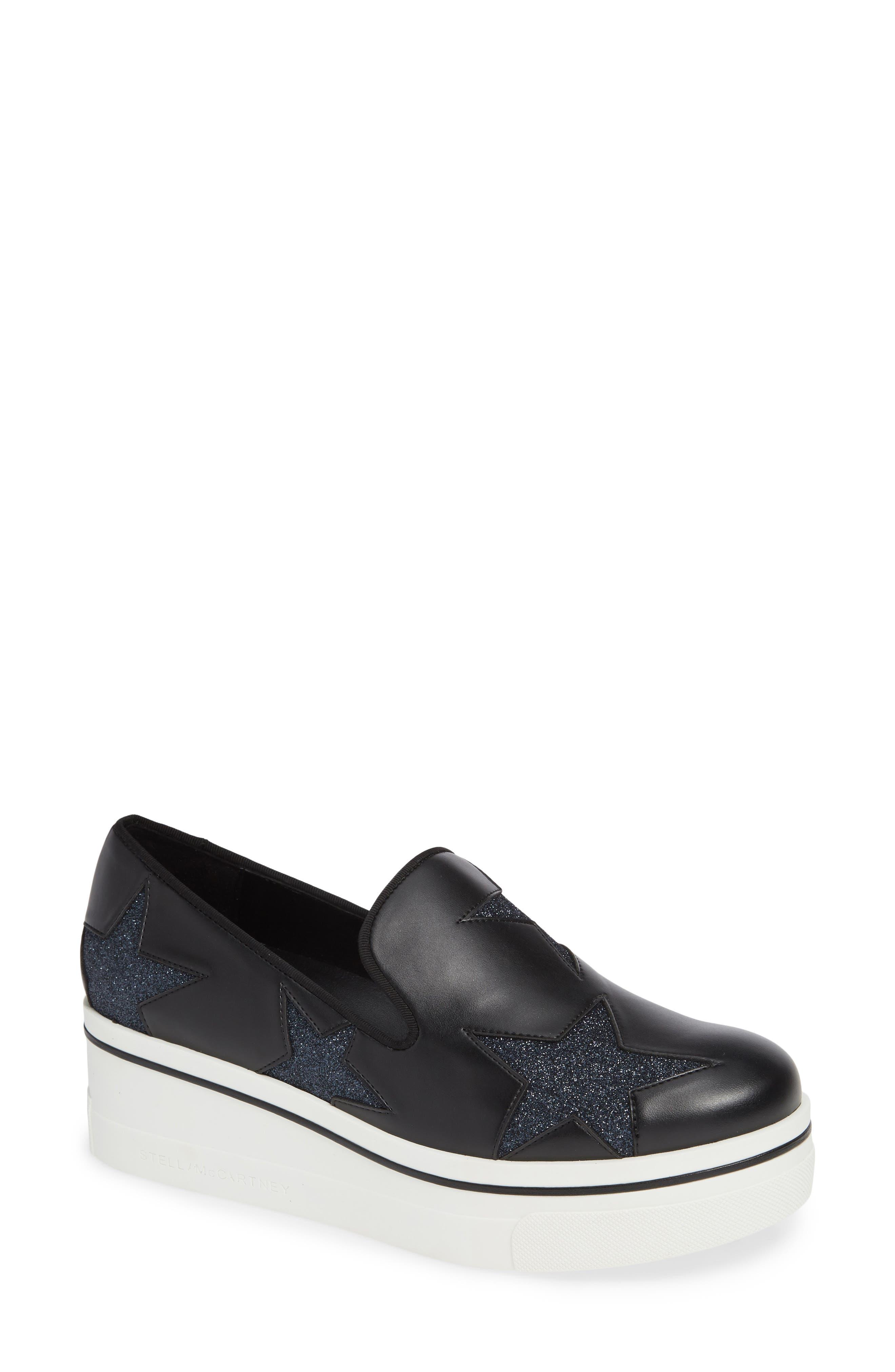 Binx Stars Slip-On Platform Sneaker,                         Main,                         color, 019