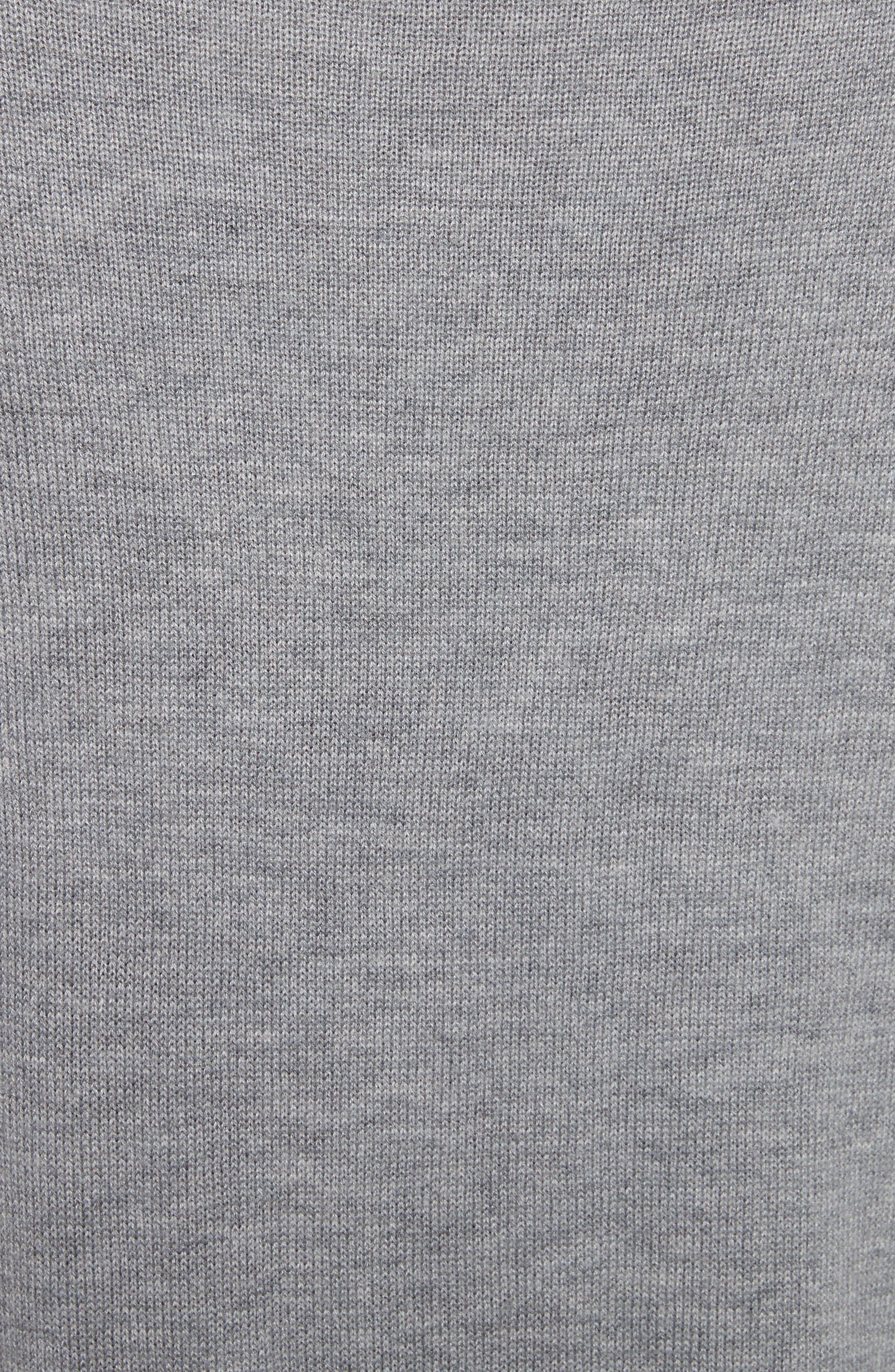 Fredrika Lace Inset Sweater,                             Alternate thumbnail 5, color,                             071