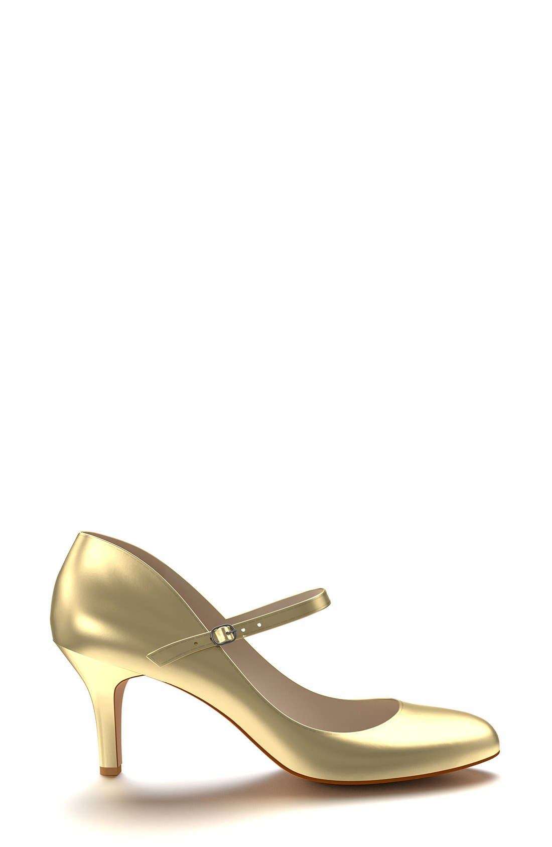 SHOES OF PREY,                              Mary Jane Pump,                             Alternate thumbnail 6, color,                             710