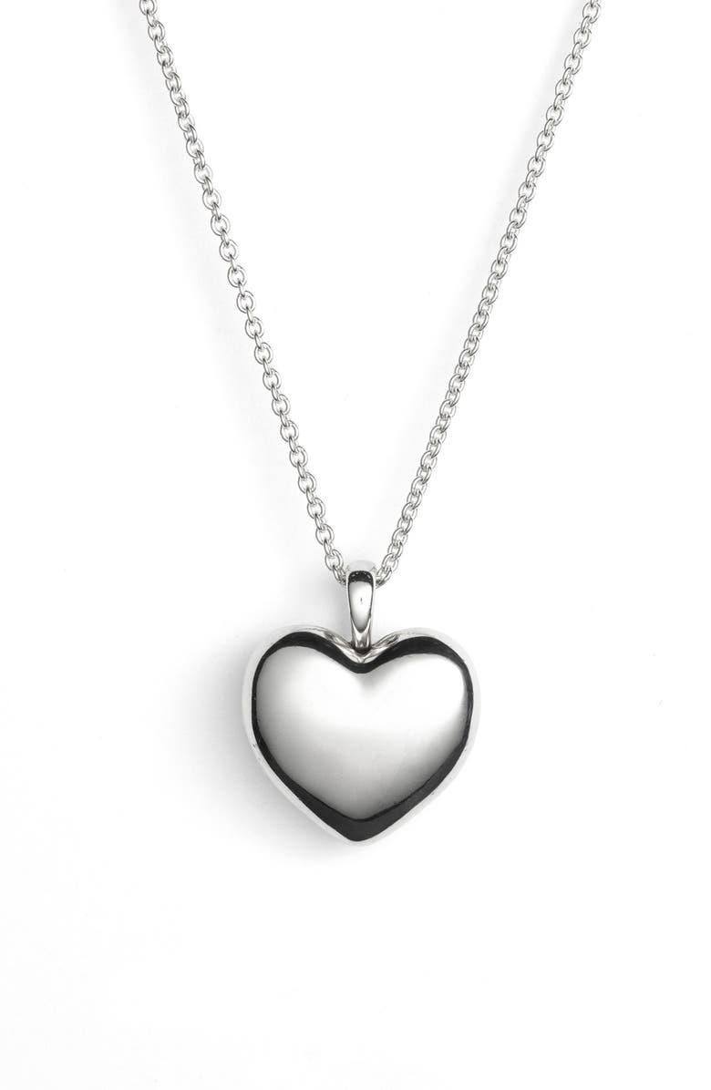 PANDORA  Love  Heart Locket Necklace  0cd665a501f