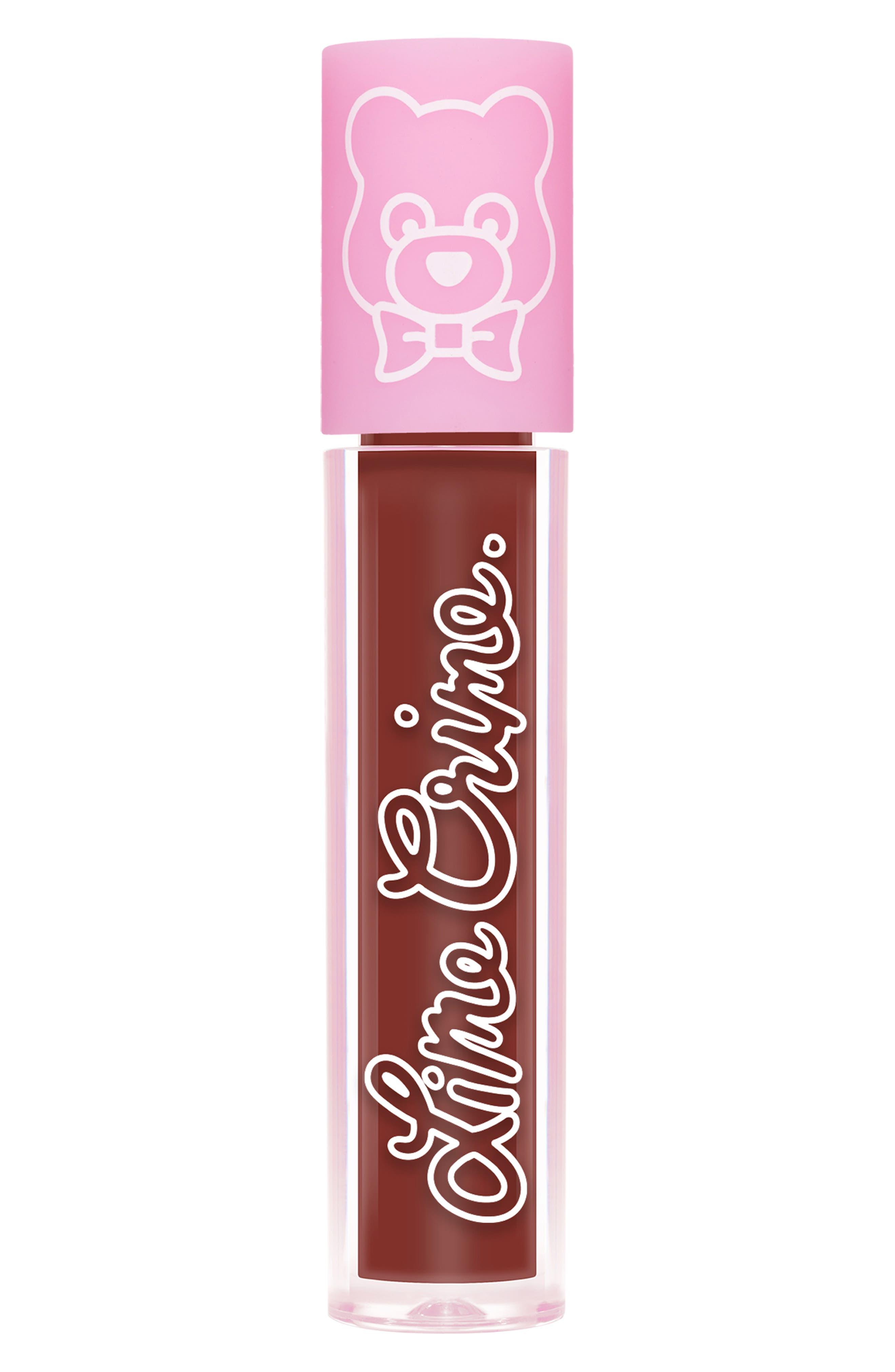 Plushies Soft Focus Lip Veil - Cola