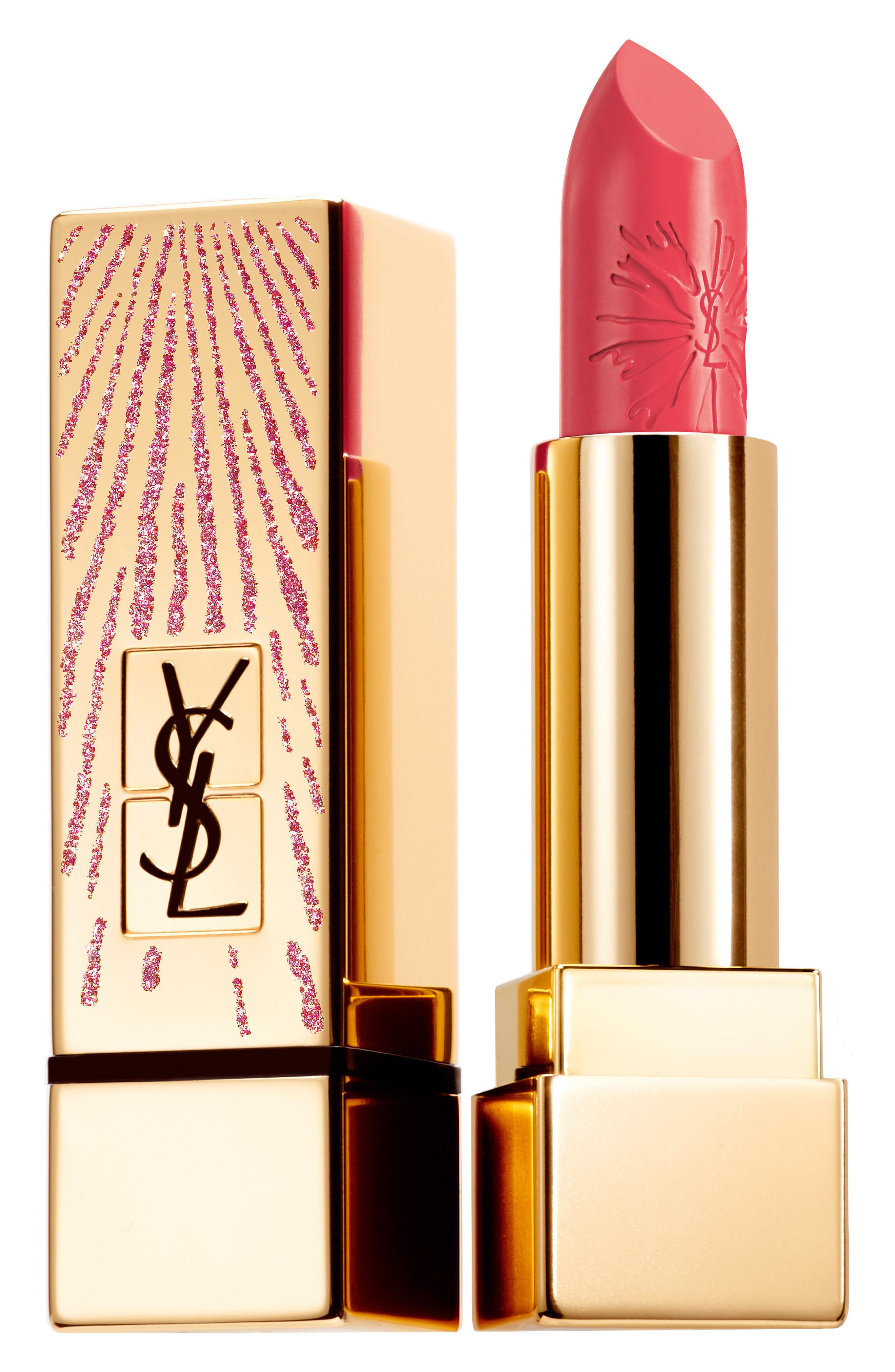 Rouge Pur Couture Dazzling Lights Lipstick,                             Main thumbnail 6, color,
