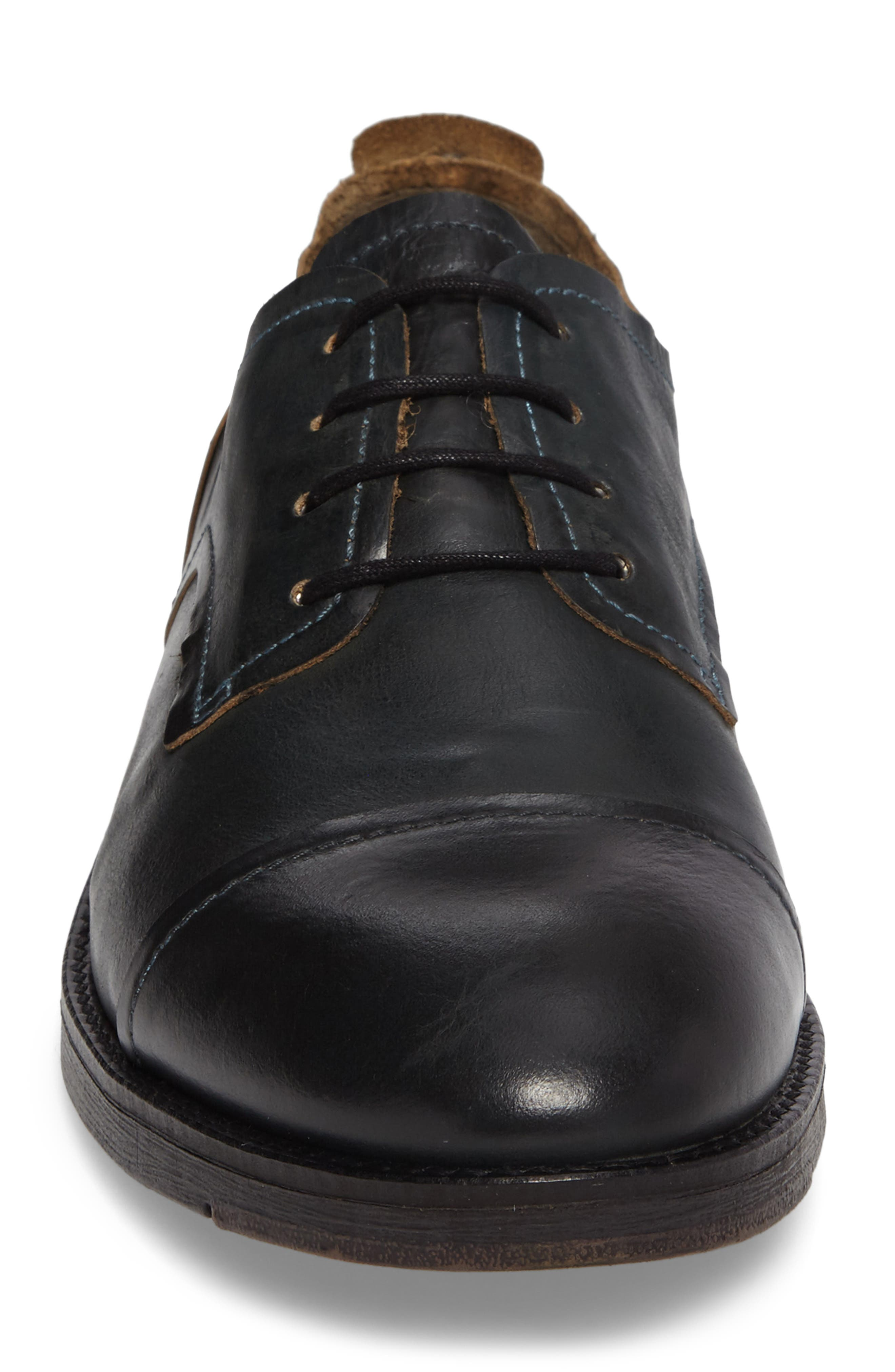 Home Fly Cap Toe Derby,                             Alternate thumbnail 8, color,