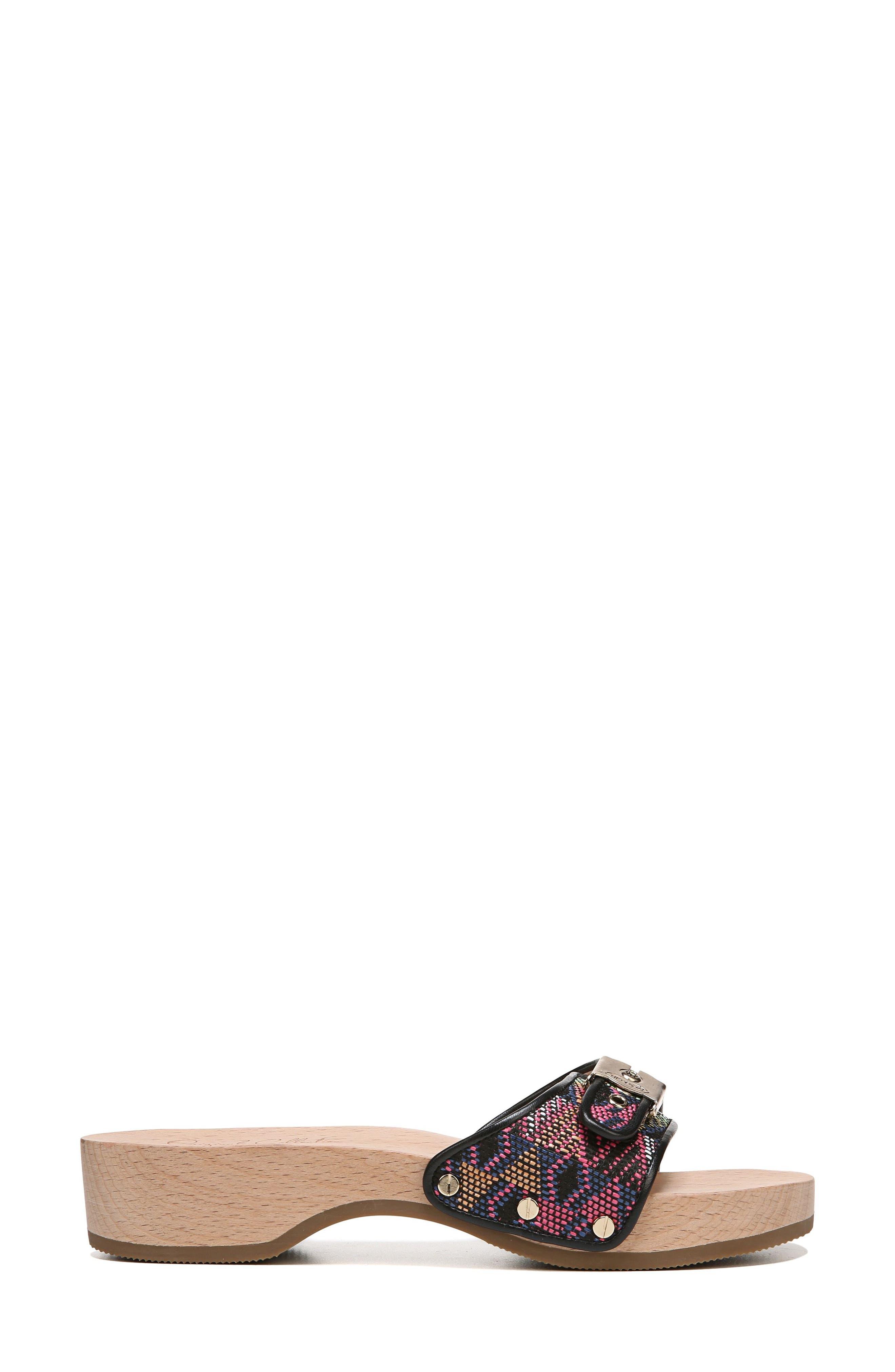 Original Collection 'Original Footbed' Sandal,                             Alternate thumbnail 3, color,                             001