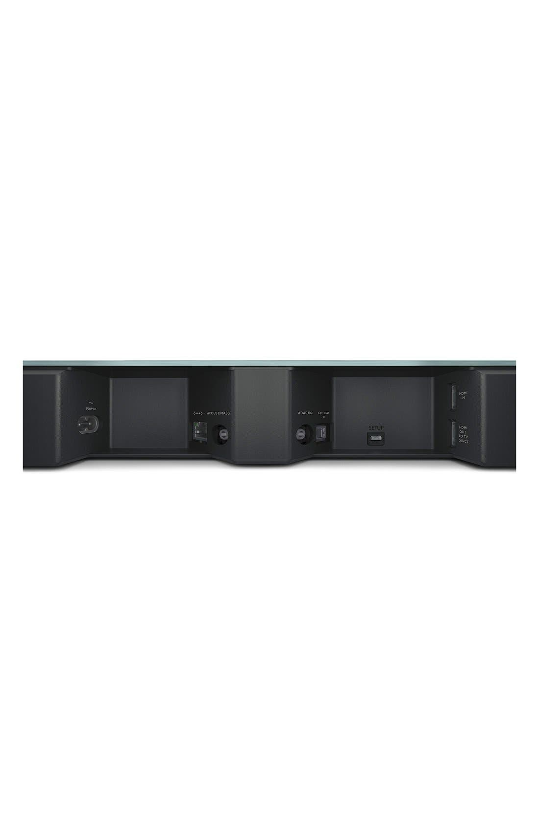 SoundTouch<sup>®</sup> 300 Wireless Soundbar,                             Alternate thumbnail 3, color,