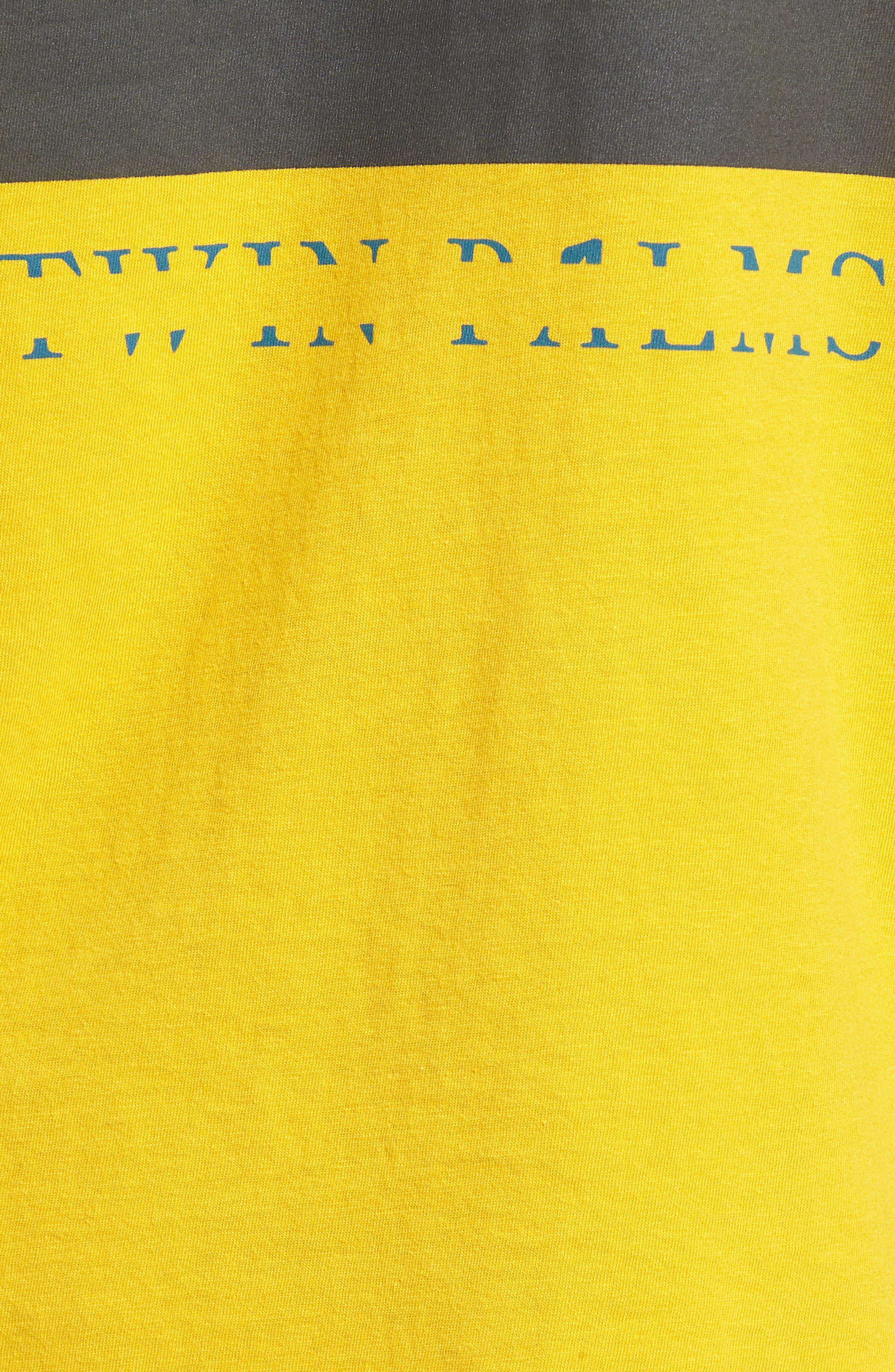 Twin Palms Graphic T-Shirt,                             Alternate thumbnail 5, color,                             701