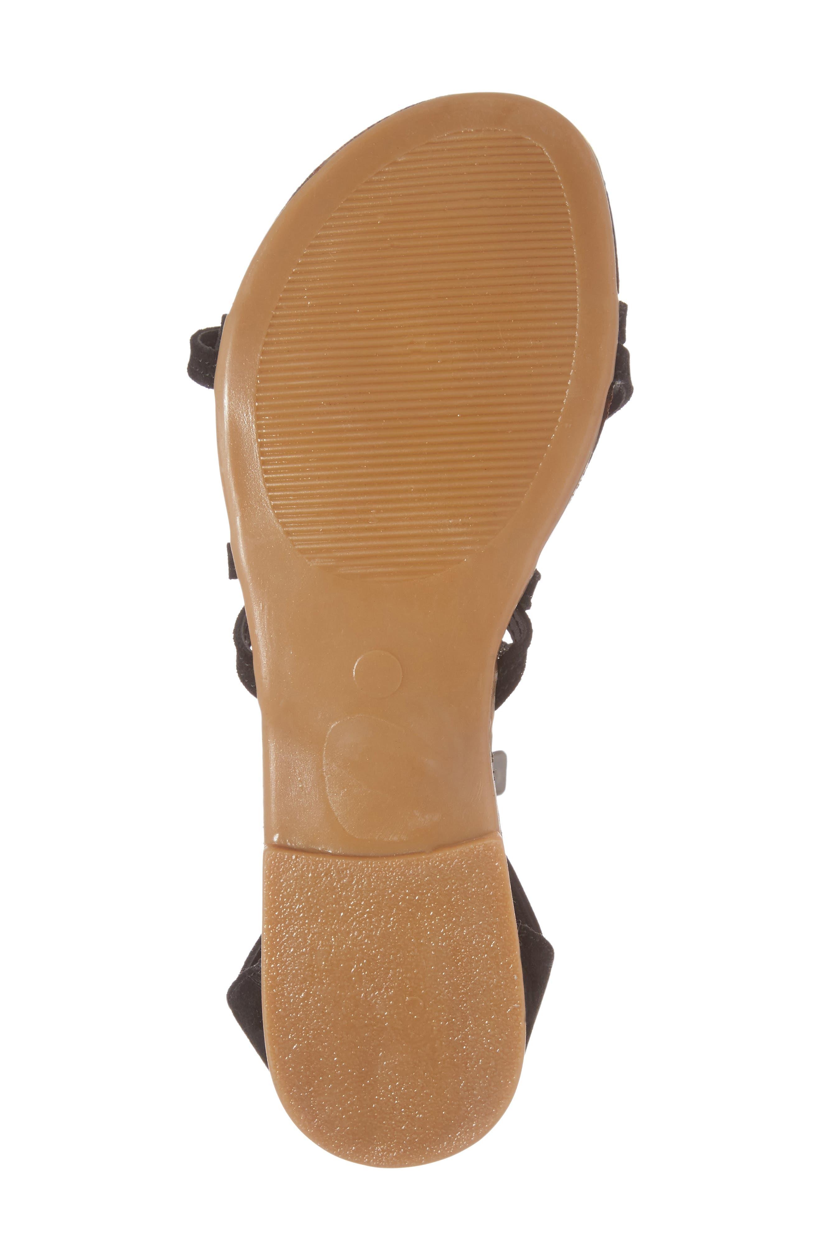 Kasen Sandal,                             Alternate thumbnail 6, color,                             006