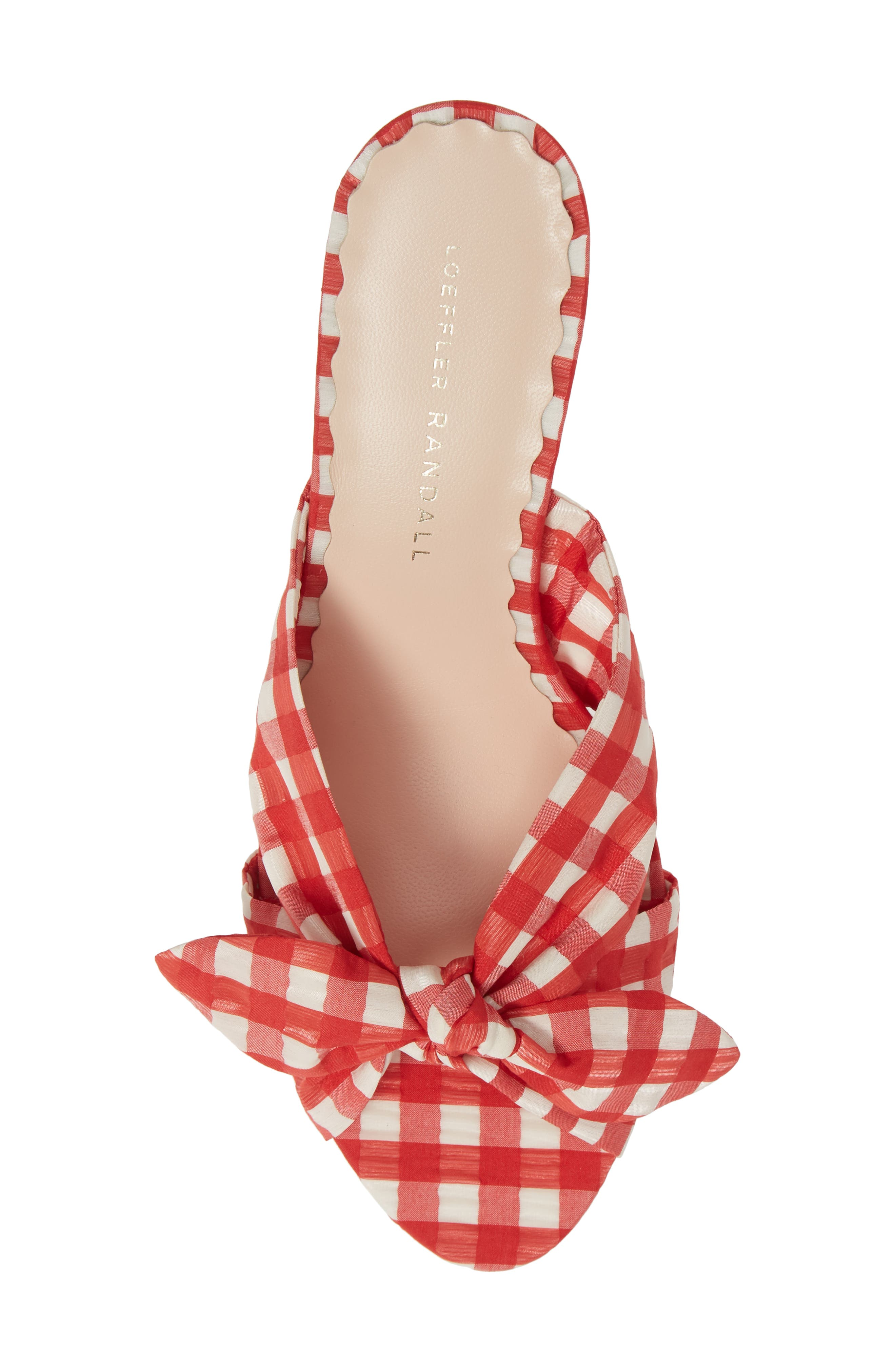 LOEFFLER RANDALL,                             Luisa Sandal,                             Alternate thumbnail 5, color,                             RED