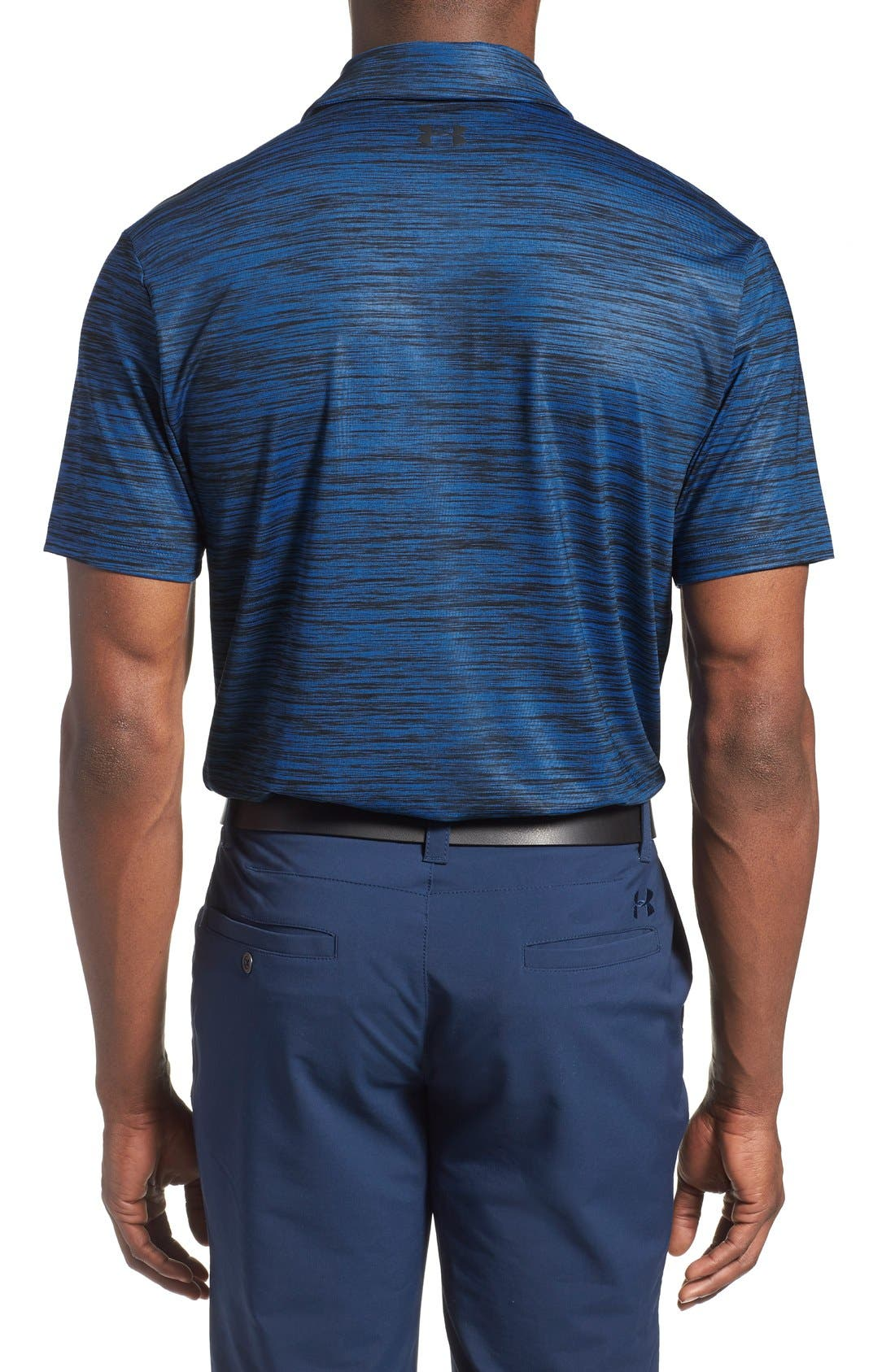 'Playoff' Loose Fit Short Sleeve Polo,                             Alternate thumbnail 154, color,