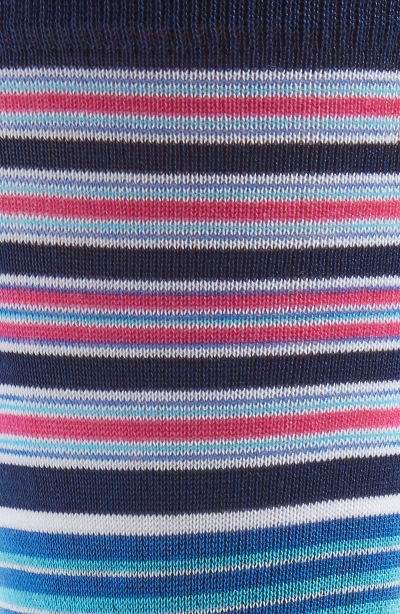 Stripe Socks,                             Alternate thumbnail 2, color,                             411