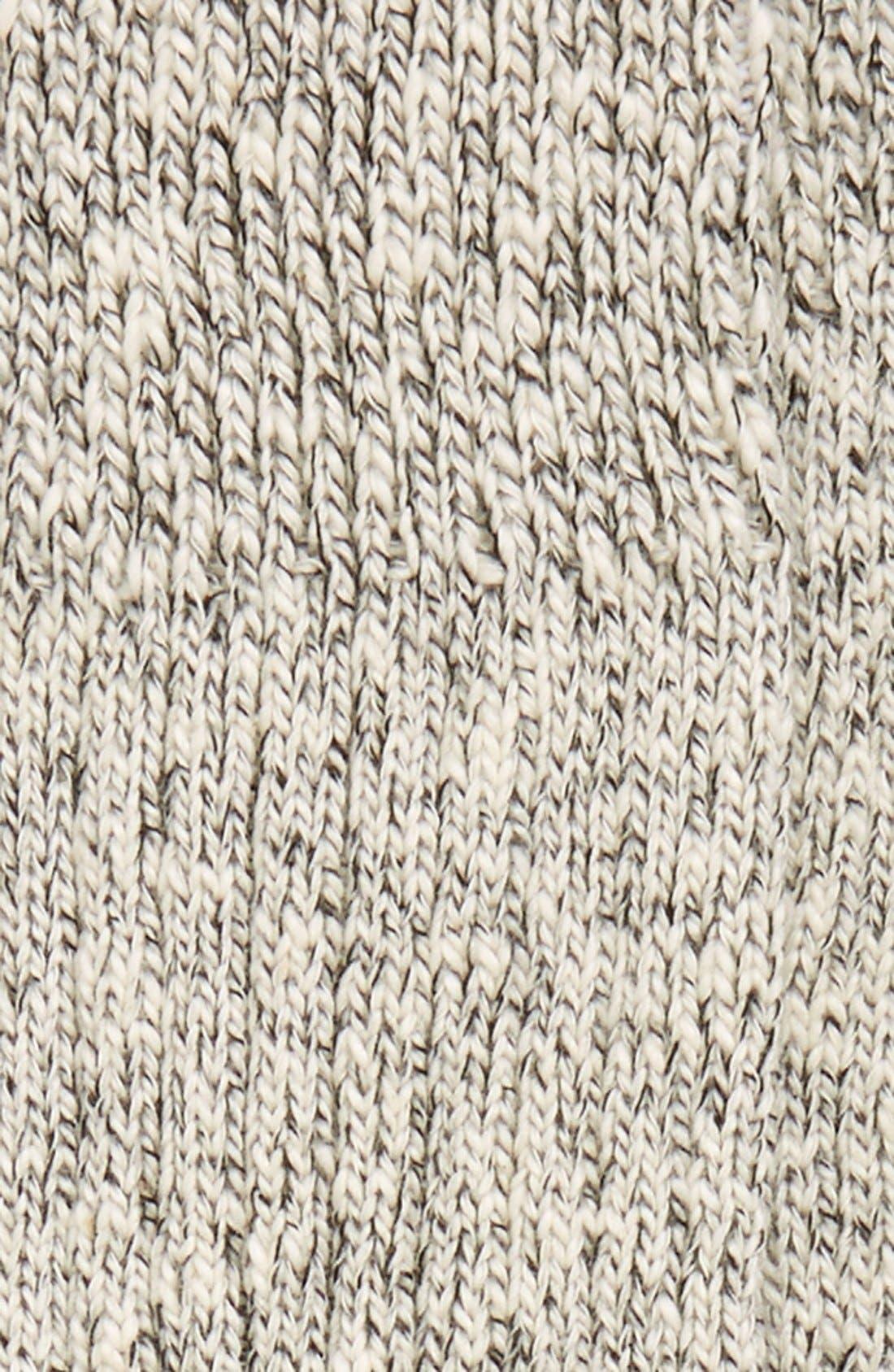 Knit Cotton Socks,                             Alternate thumbnail 2, color,                             700