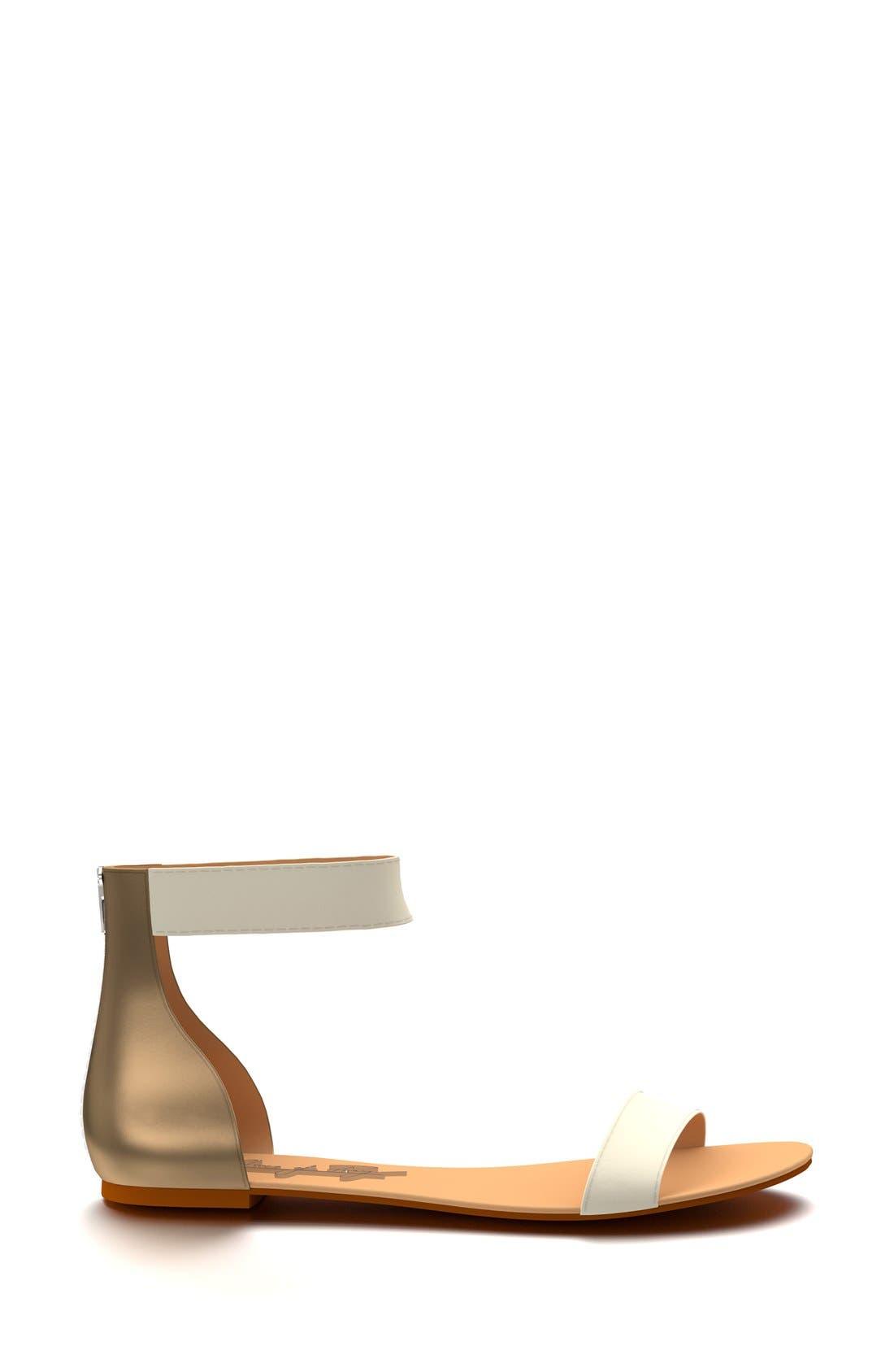 Ankle Strap Sandal,                             Alternate thumbnail 16, color,