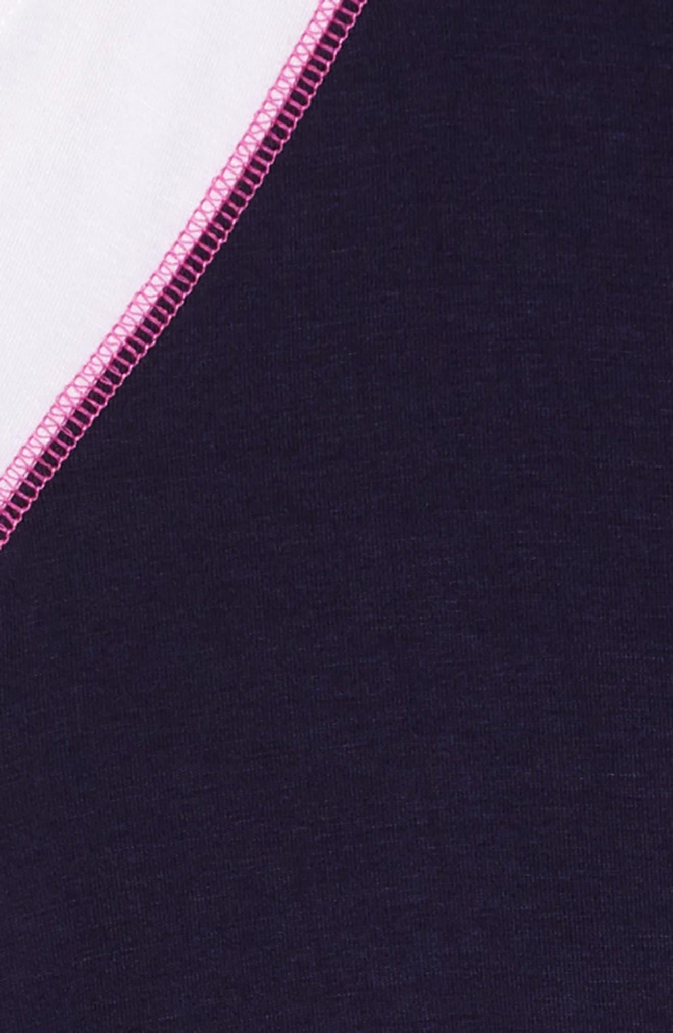 Cold Shoulder Dress,                             Alternate thumbnail 3, color,                             410