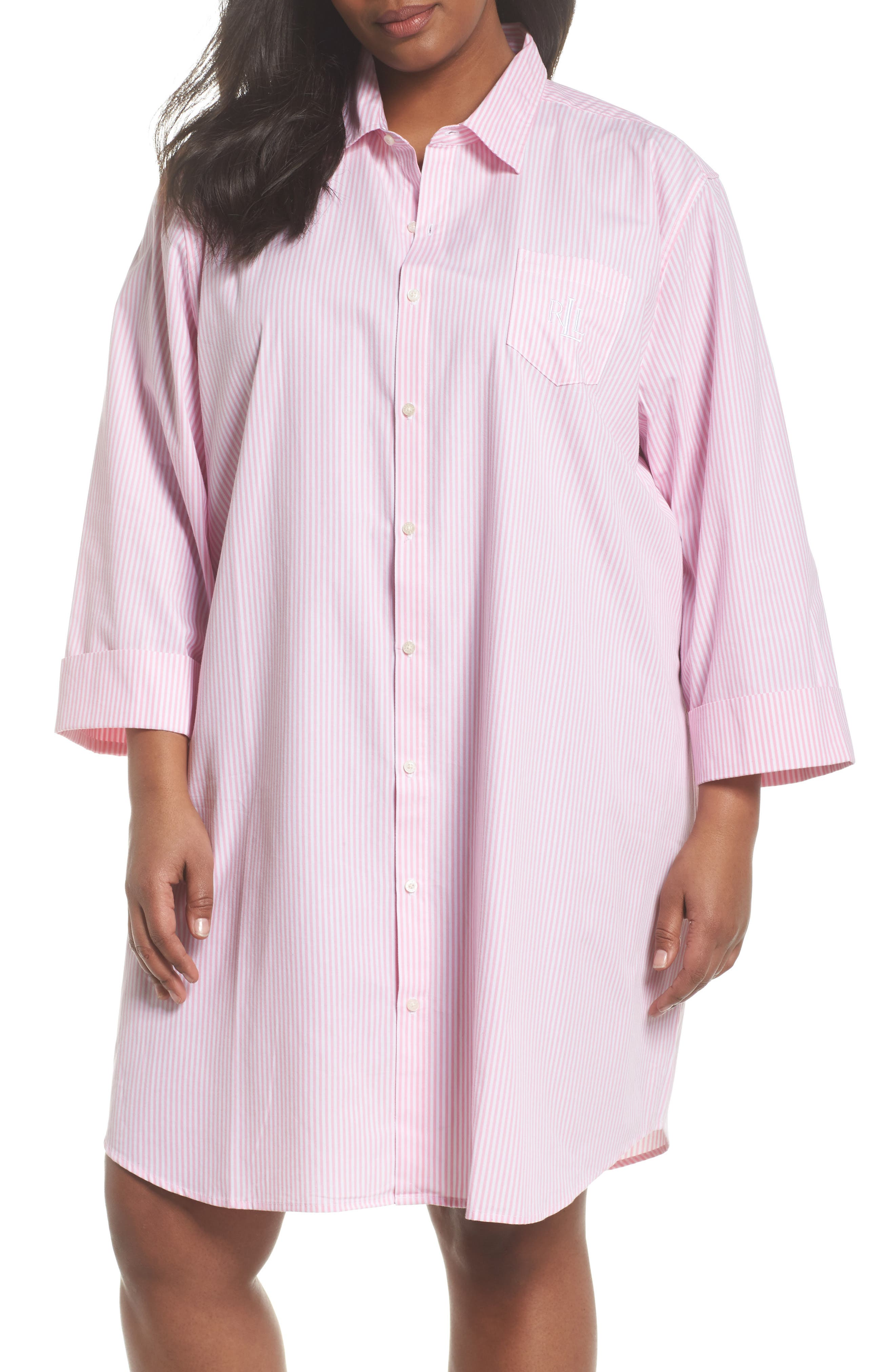 Sleep Shirt,                             Main thumbnail 1, color,                             667