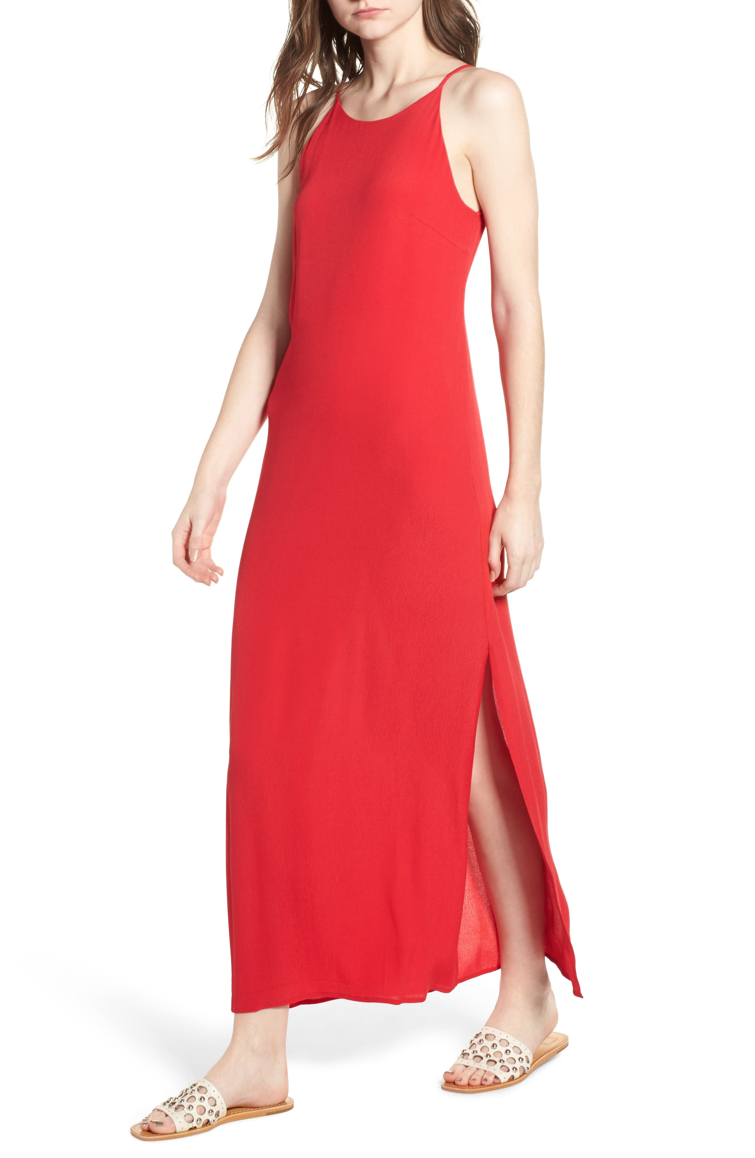 Maxi Dress,                             Main thumbnail 2, color,