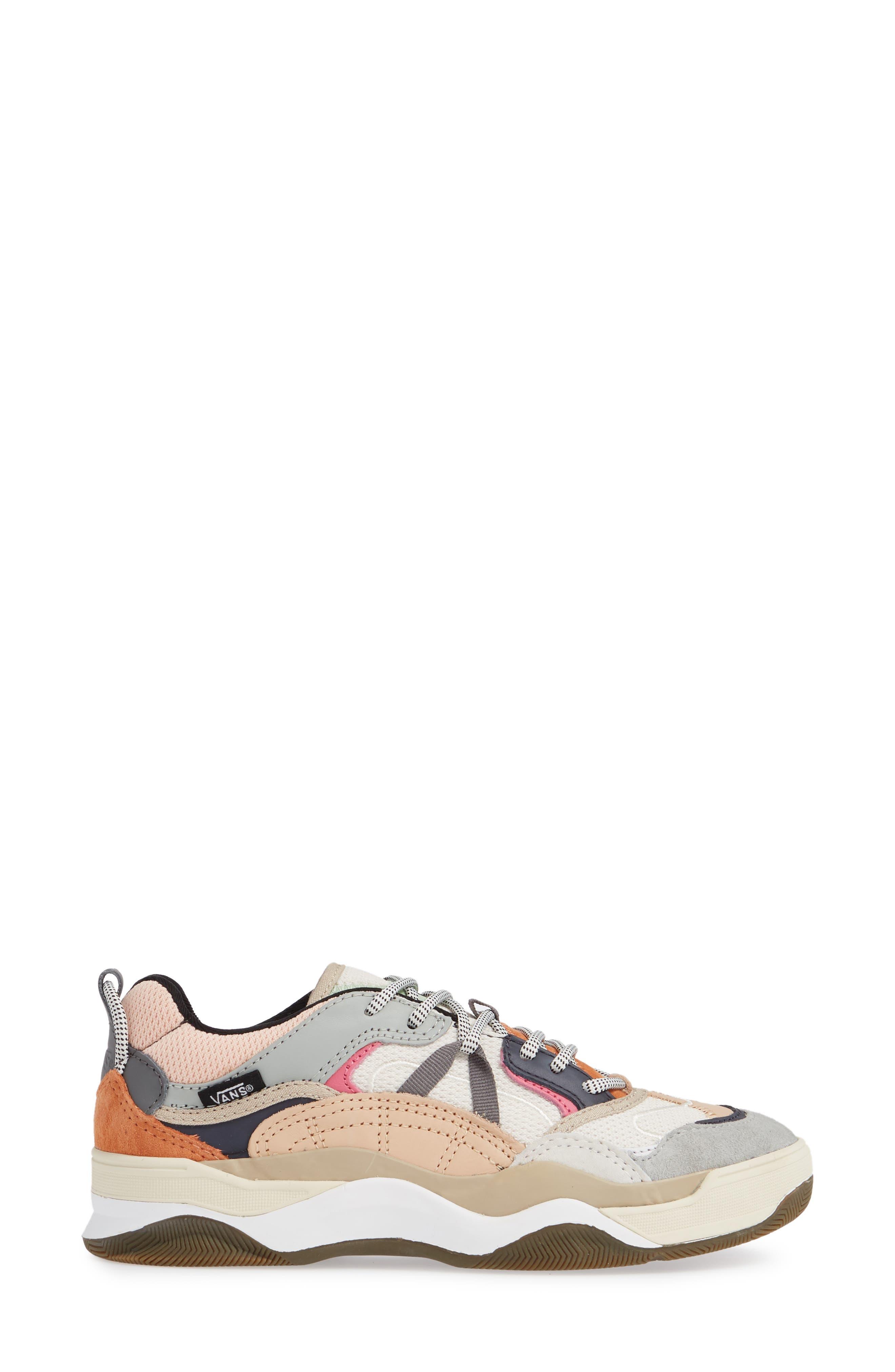Varix WC Sneaker,                             Alternate thumbnail 3, color,                             MULTI TURTLEDOVE/ TRUE WHITE
