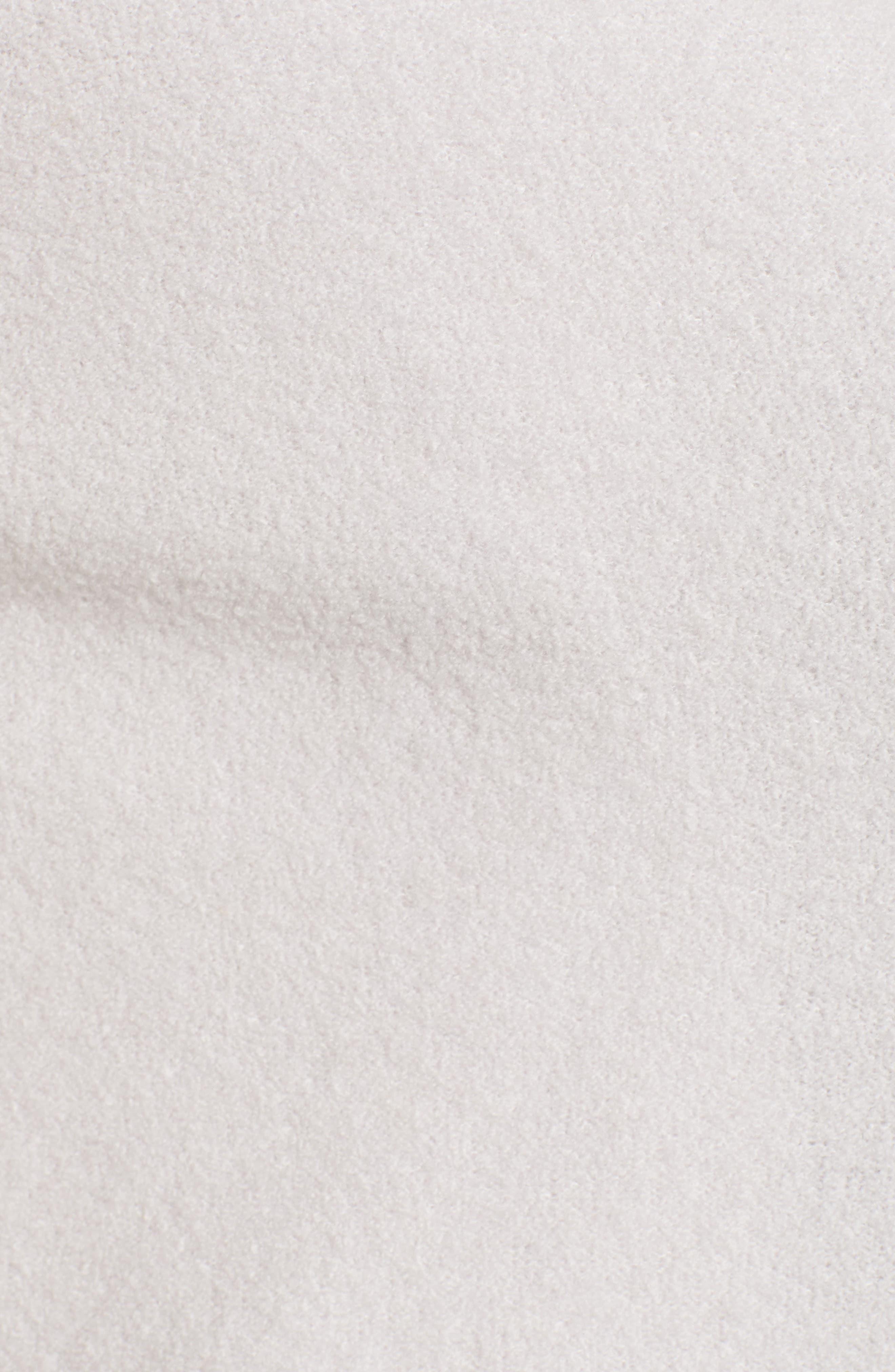 Cashmere Blend Bouclé Cardigan,                             Alternate thumbnail 5, color,                             050