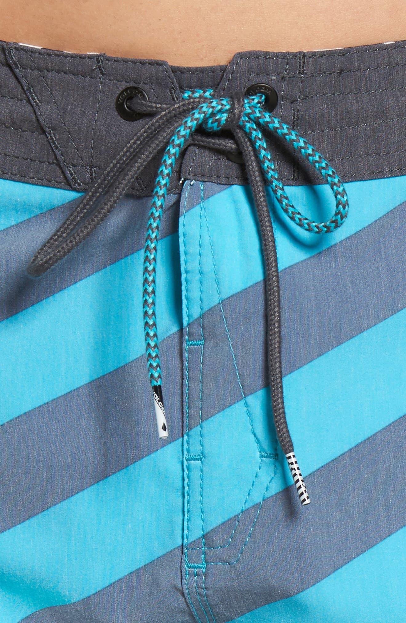 Stripey Slinger Board Shorts,                             Alternate thumbnail 30, color,