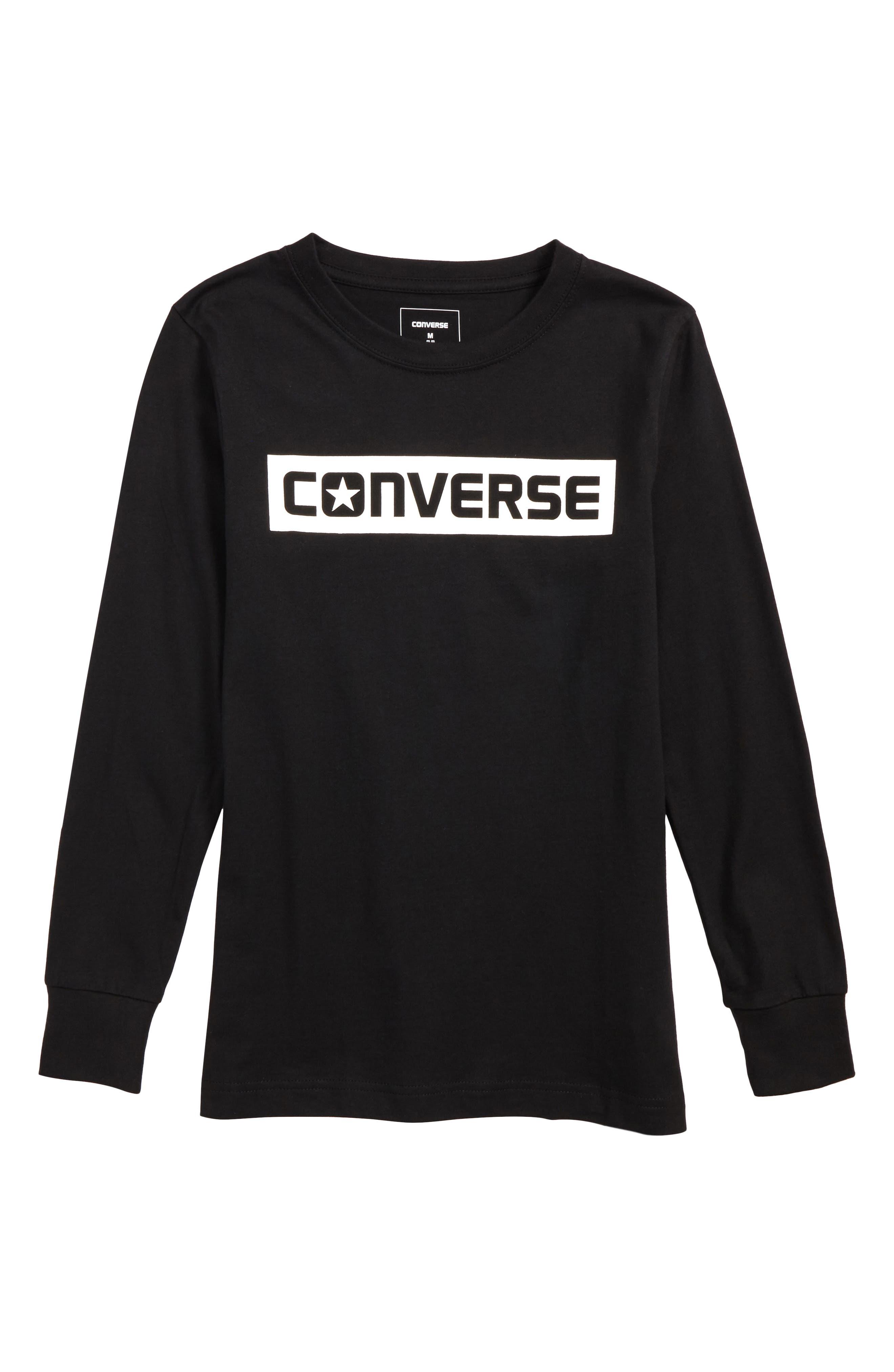 Wordmark Graphic T-Shirt,                             Main thumbnail 1, color,                             001