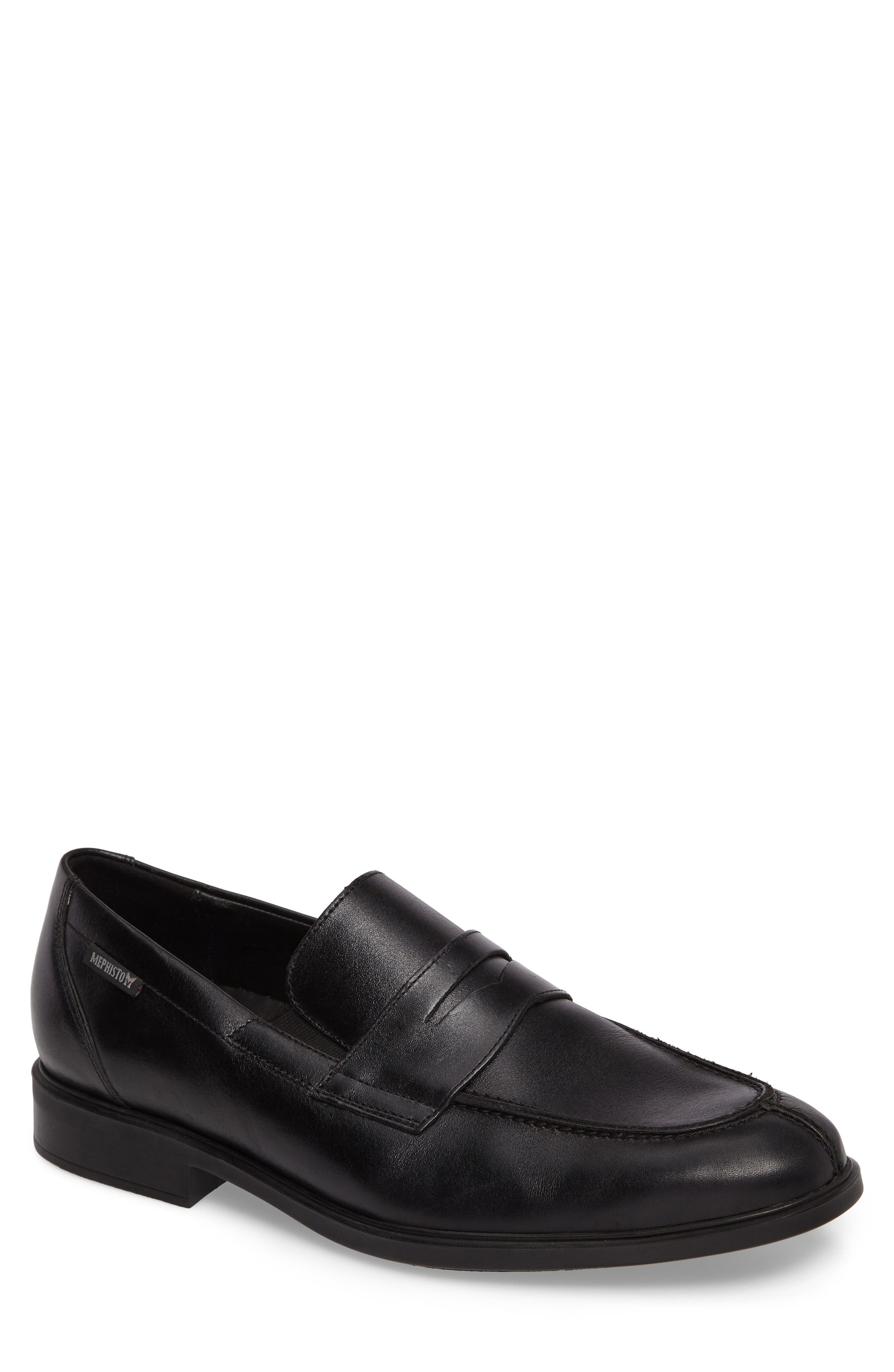 Fortino Loafer,                             Alternate thumbnail 2, color,                             001