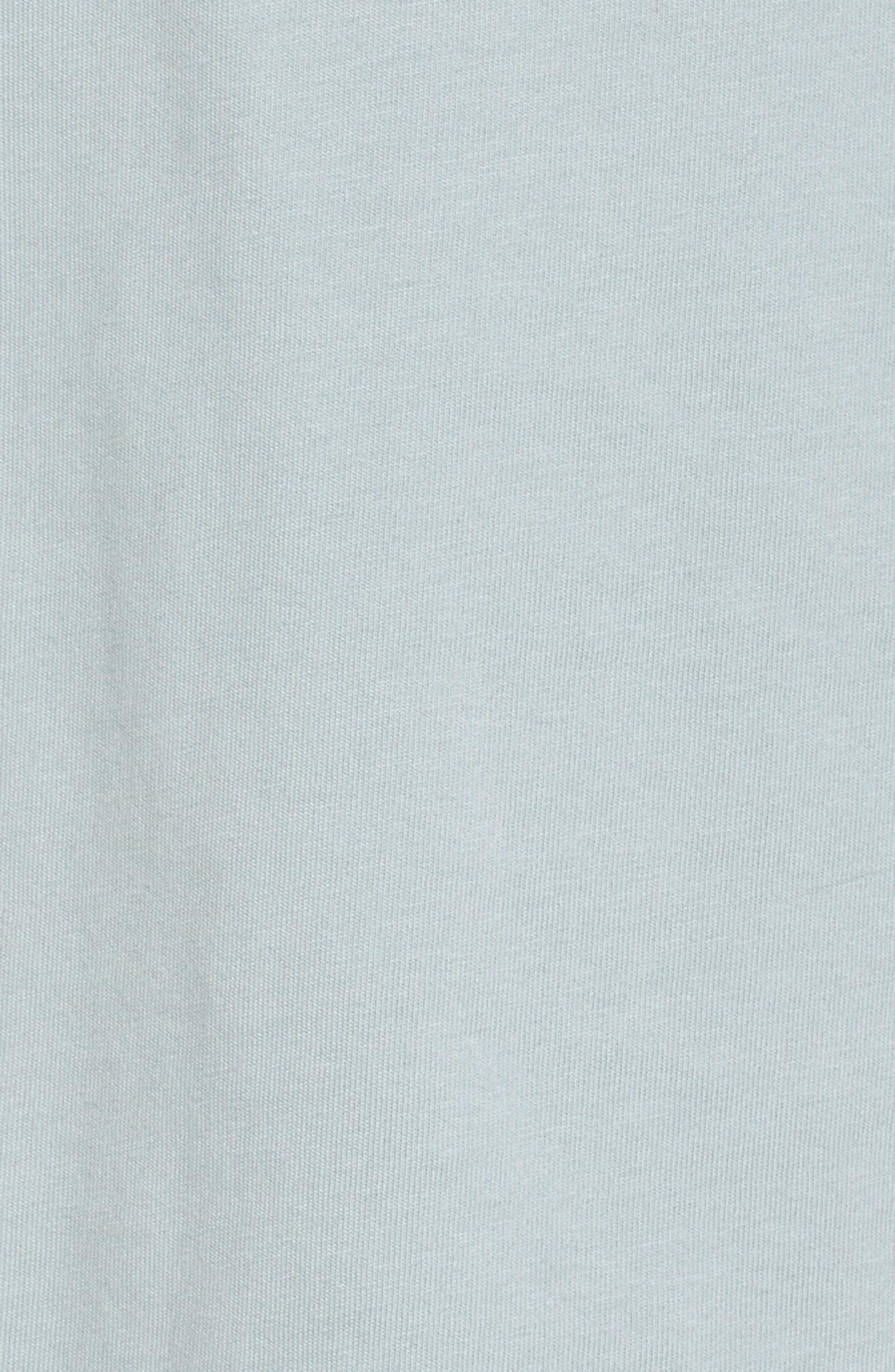 Sportswear Stripe Sleeve Tee,                             Alternate thumbnail 6, color,                             020