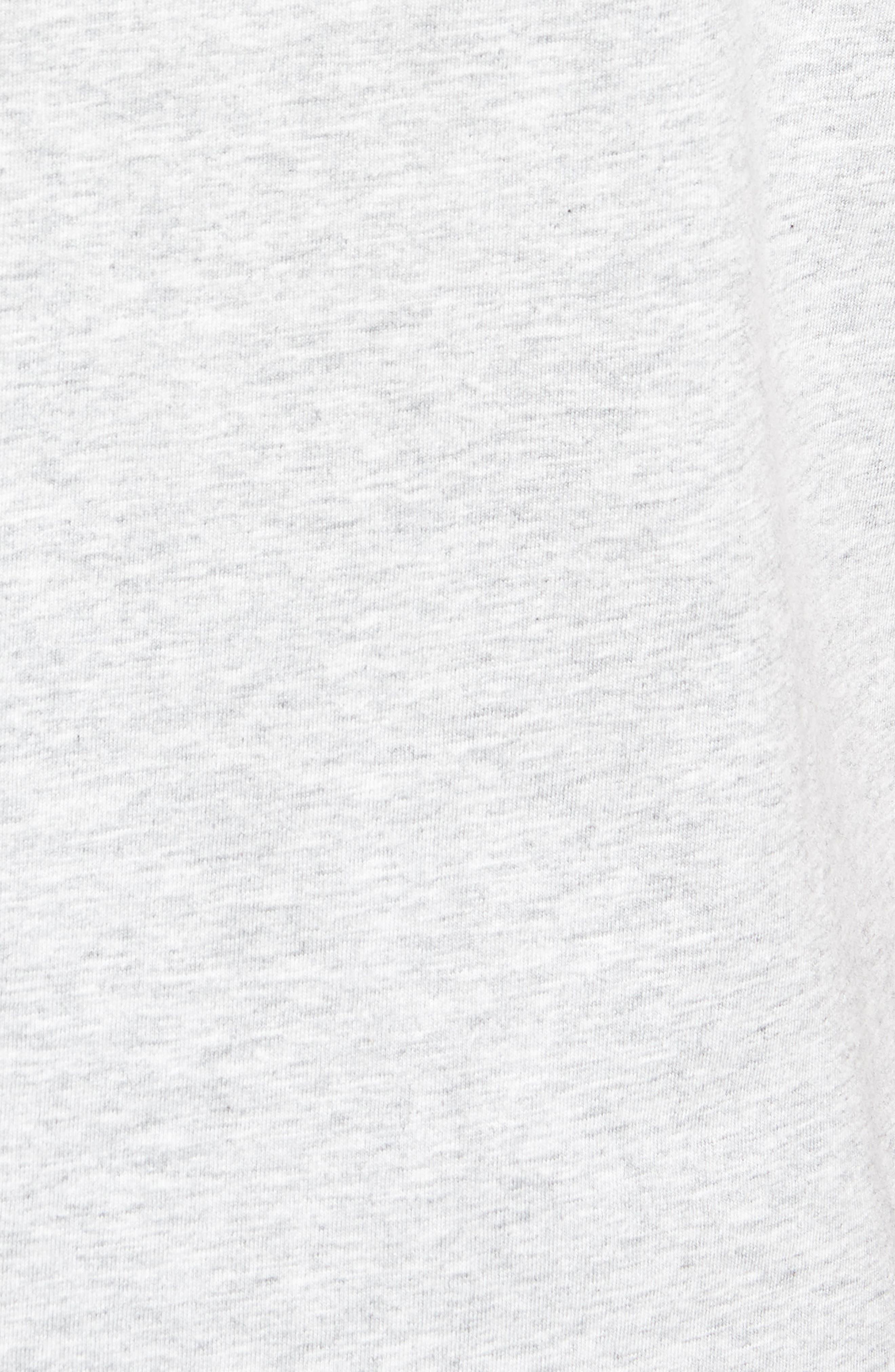 Knockout Sportfisher T-Shirt,                             Alternate thumbnail 5, color,                             GRAY HEATHER