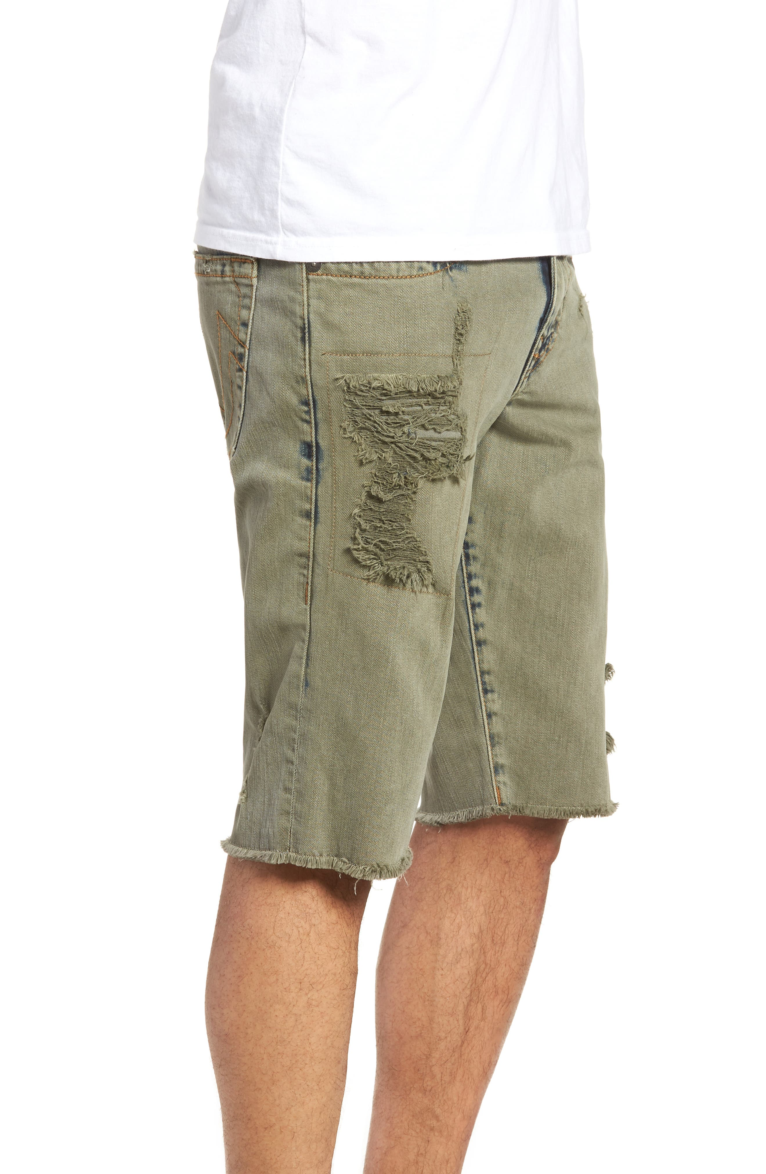 Ricky Relaxed Fit Shorts,                             Alternate thumbnail 3, color,                             300