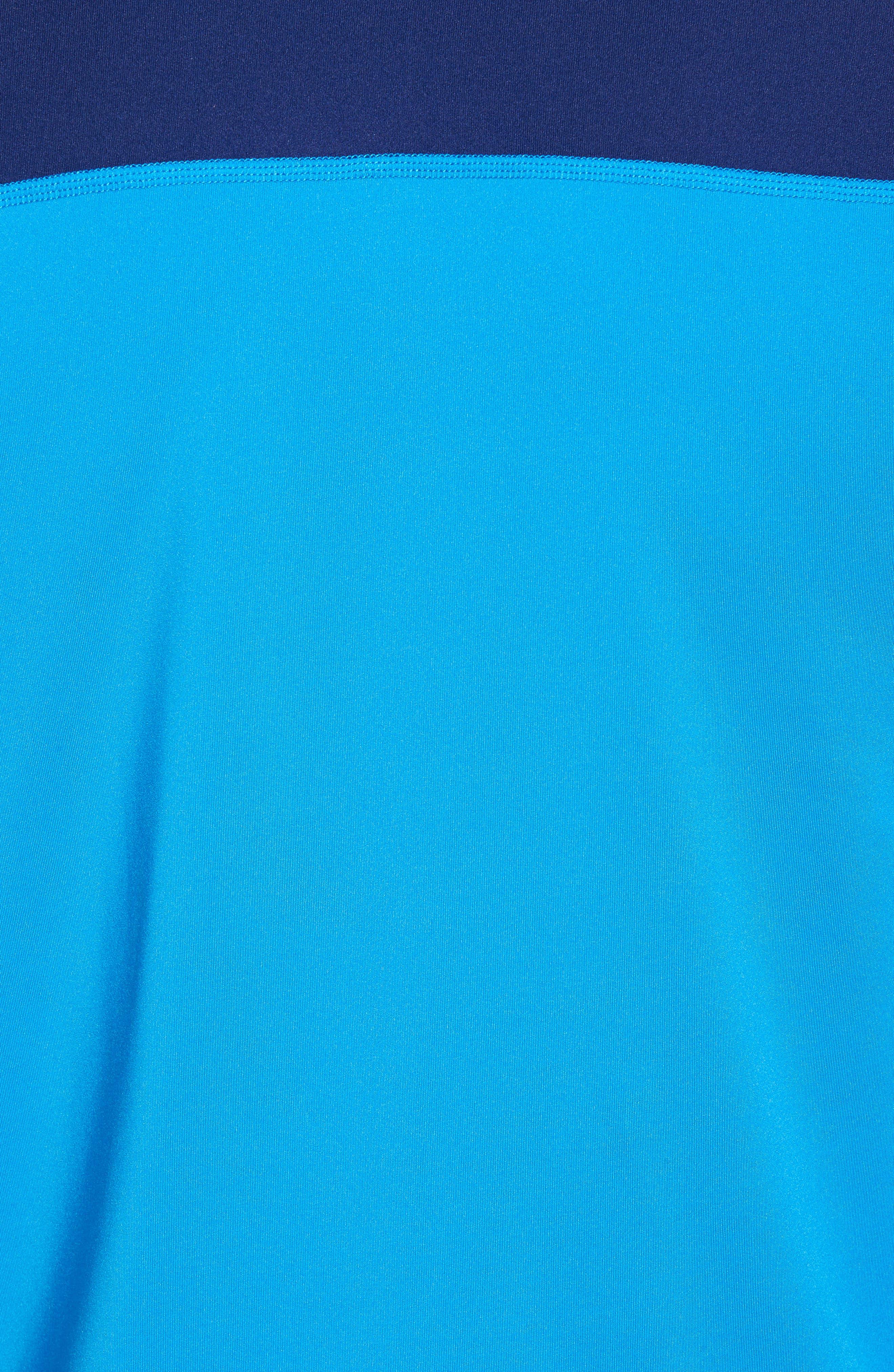 Flagler Pier Half Zip Pullover,                             Alternate thumbnail 5, color,