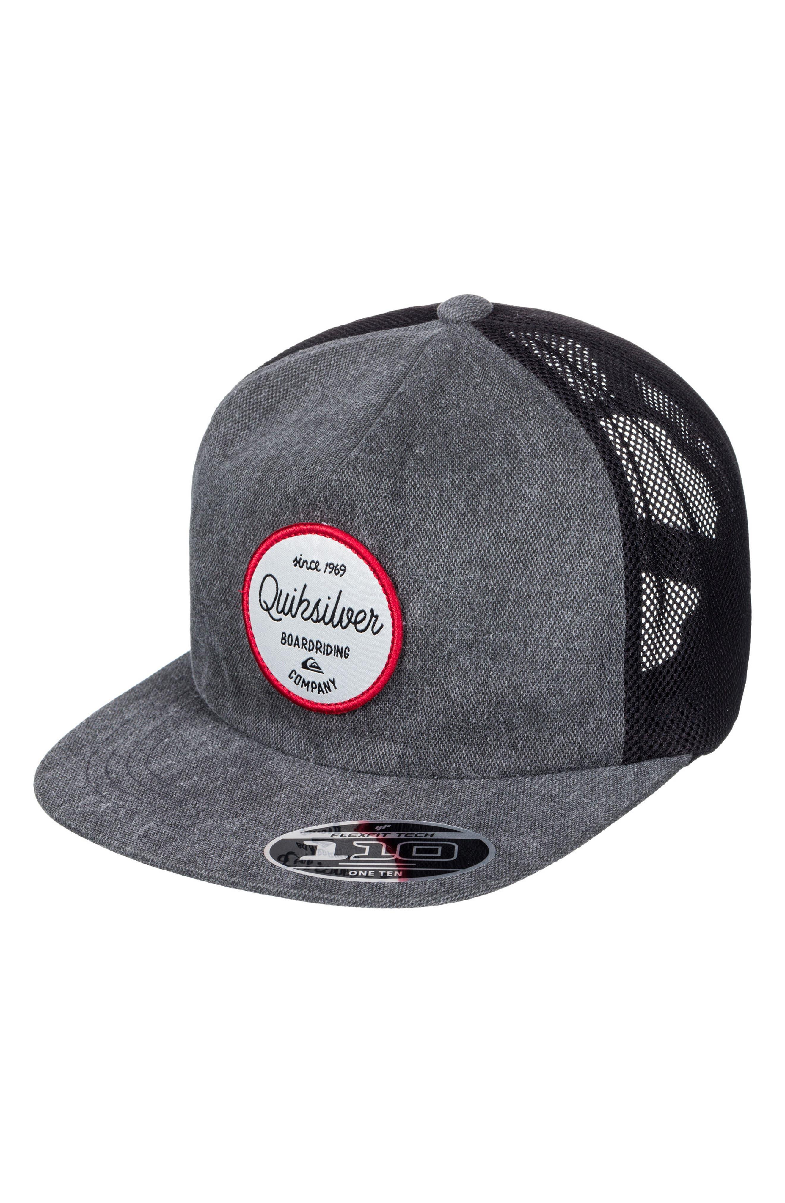 Sloucher Trucker Hat,                             Main thumbnail 1, color,                             002