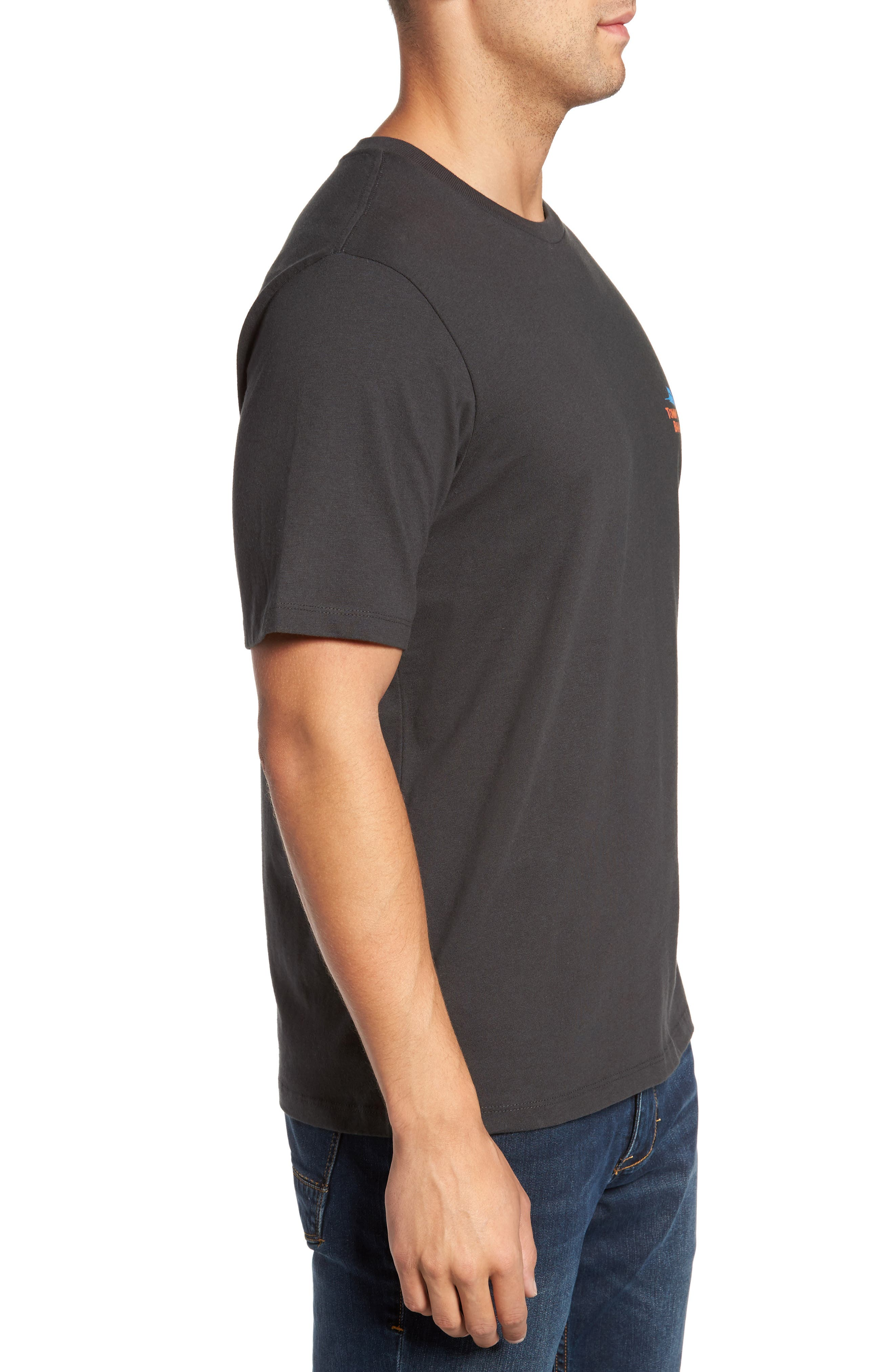 Squawkin To Me Graphic T-Shirt,                             Alternate thumbnail 3, color,                             001
